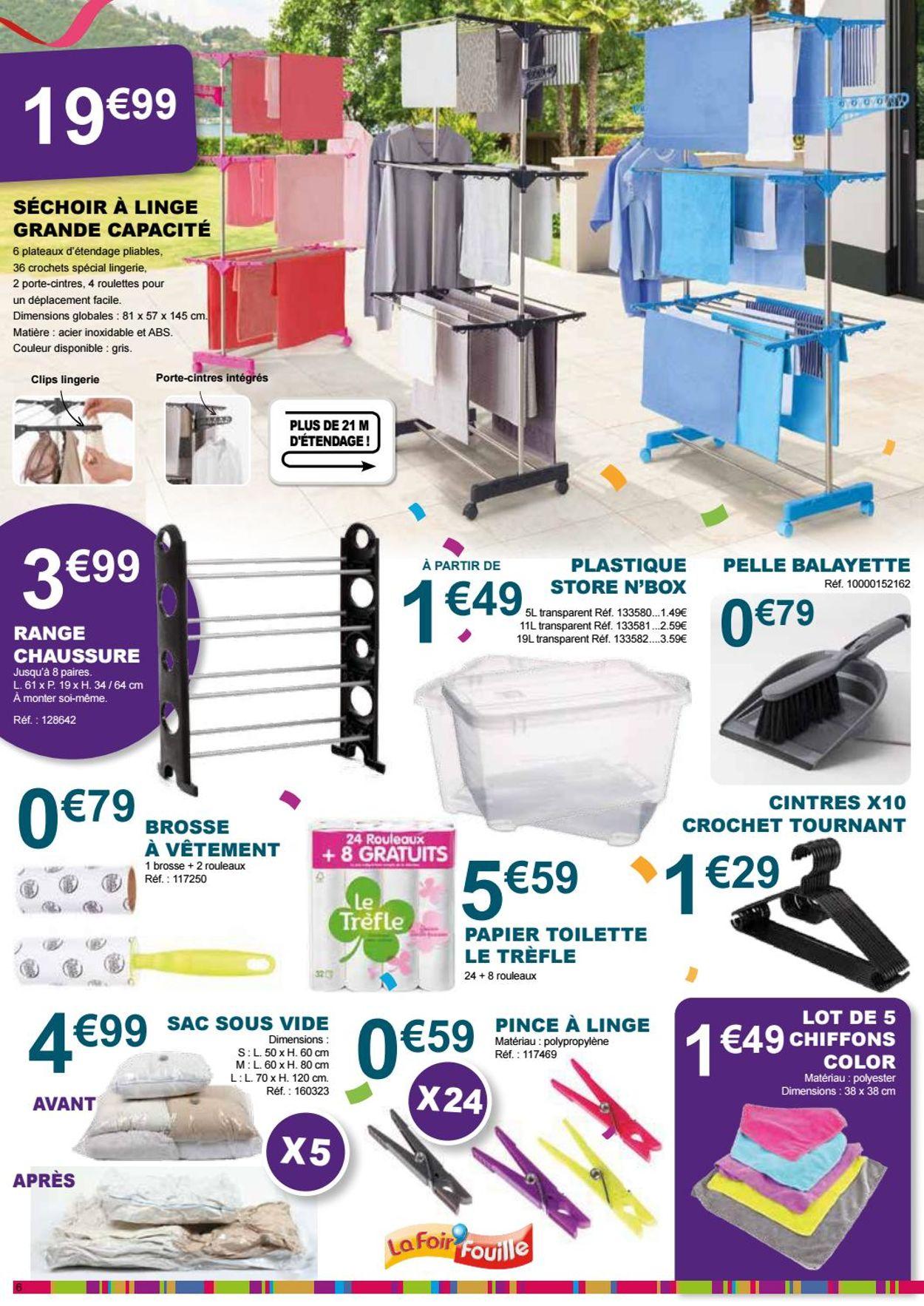 La Foir'Fouille Catalogue - 19.02-26.02.2020 (Page 6)