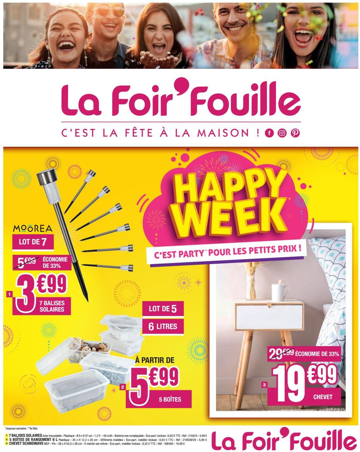 La Foir'Fouille Catalogue - 21.02-06.03.2020