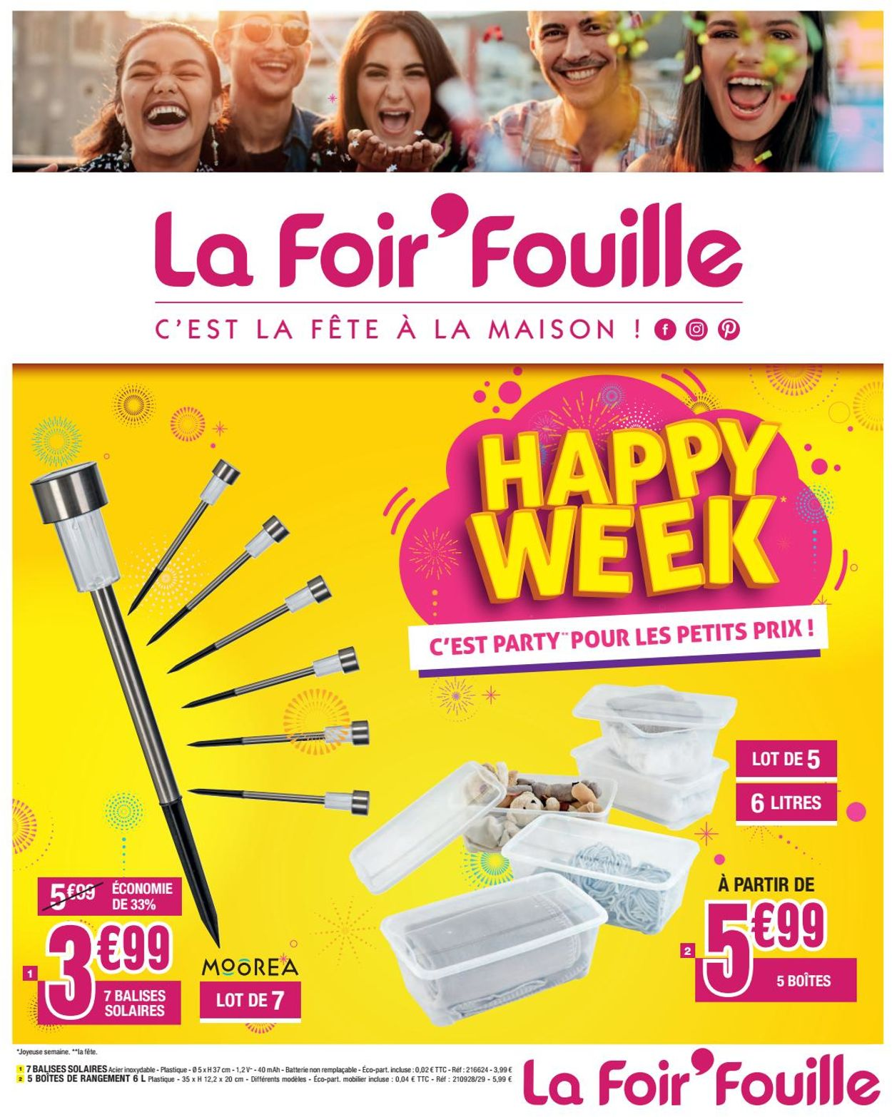 La Foir'Fouille Catalogue - 24.02-01.03.2020