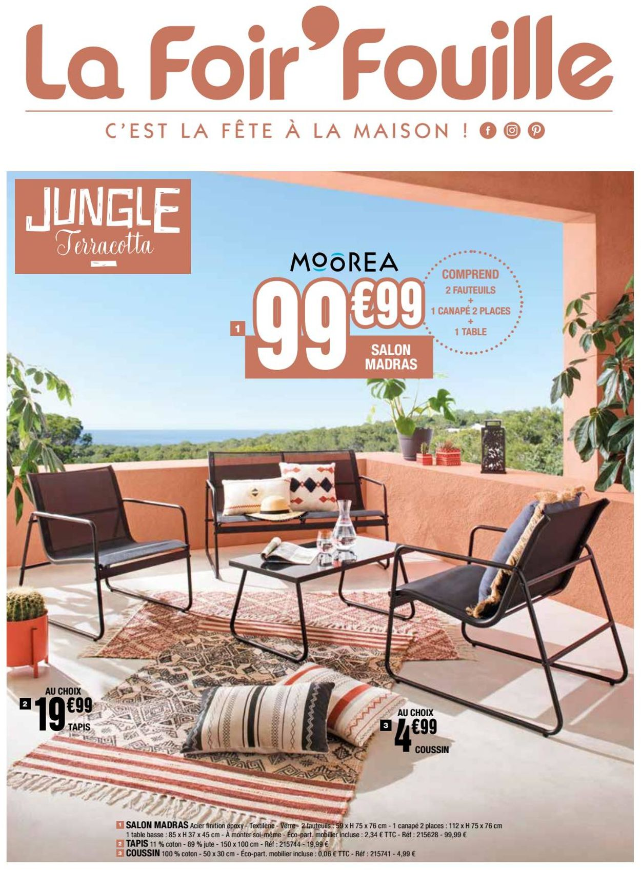 La Foir'Fouille Catalogue - 02.03-01.04.2020