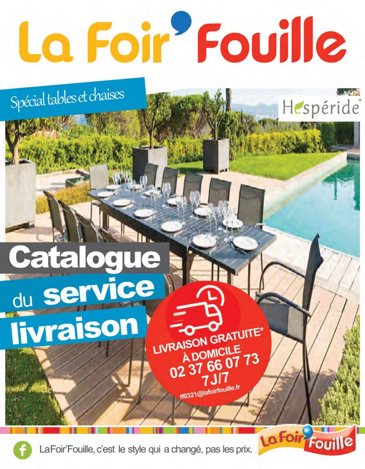 La Foir'Fouille Catalogue - 15.04-28.04.2020