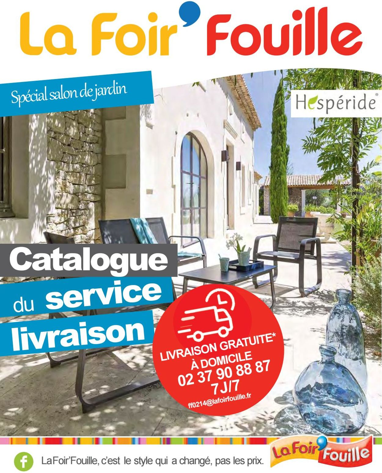 La Foir'Fouille Catalogue - 20.04-30.06.2020