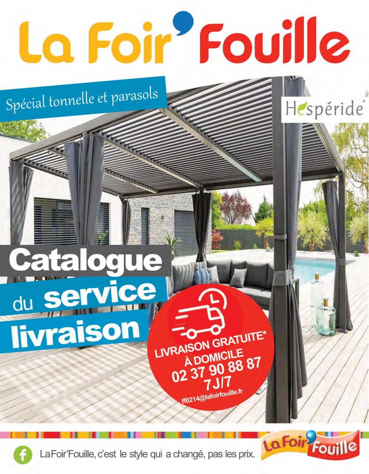 La Foir'Fouille Catalogue - 22.04-01.06.2020