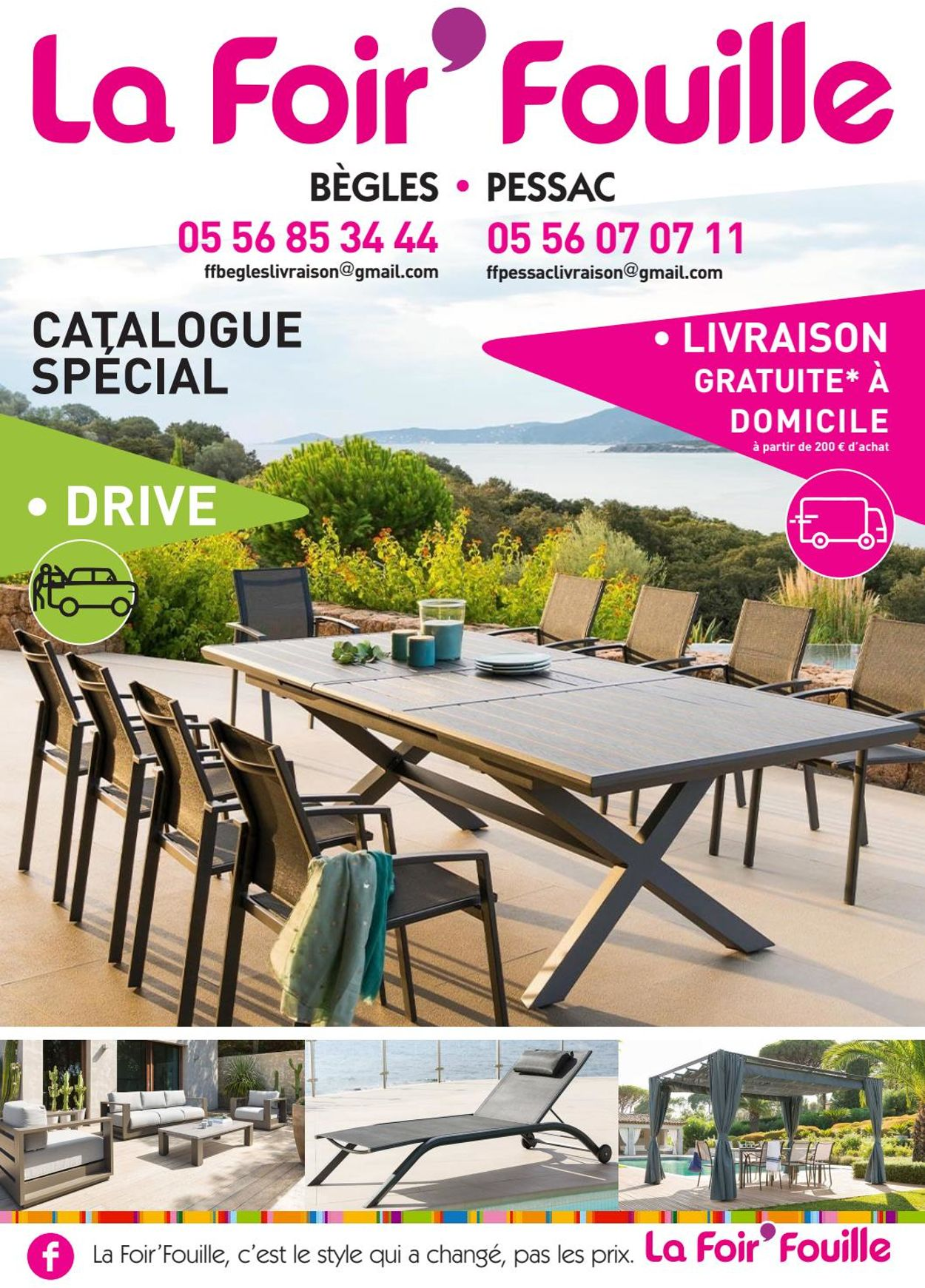 La Foir'Fouille Catalogue - 01.05-18.05.2020