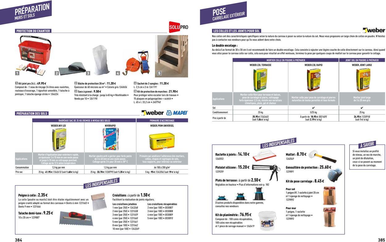 Lapeyre Catalogue - 19.03-30.09.2020 (Page 193)