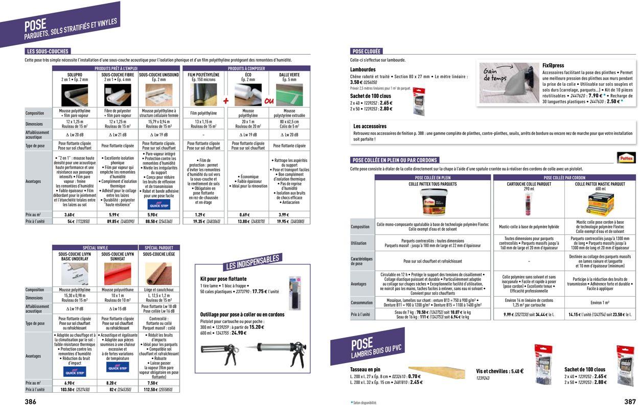 Lapeyre Catalogue - 19.03-30.09.2020 (Page 194)