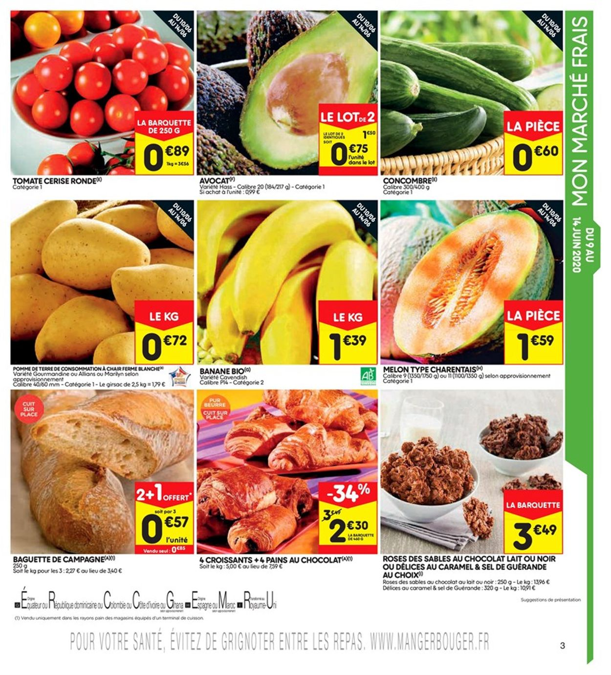 Leader Price Catalogue - 09.06-14.06.2020 (Page 3)