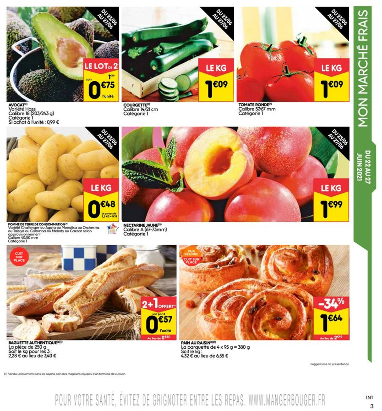Leader Price Catalogue - 22.06-27.06.2021 (Page 3)