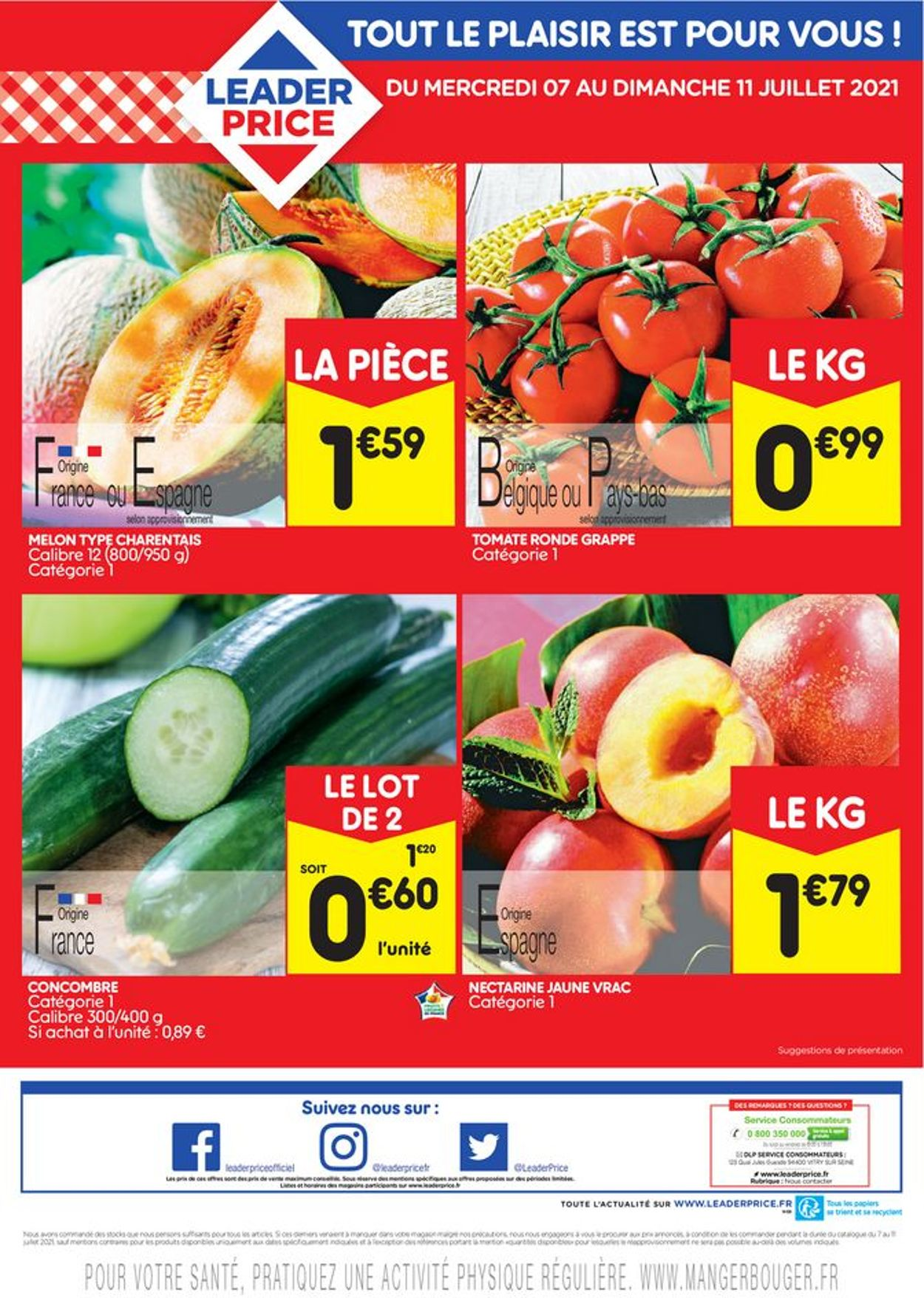 Leader Price Catalogue - 07.07-11.07.2021 (Page 2)