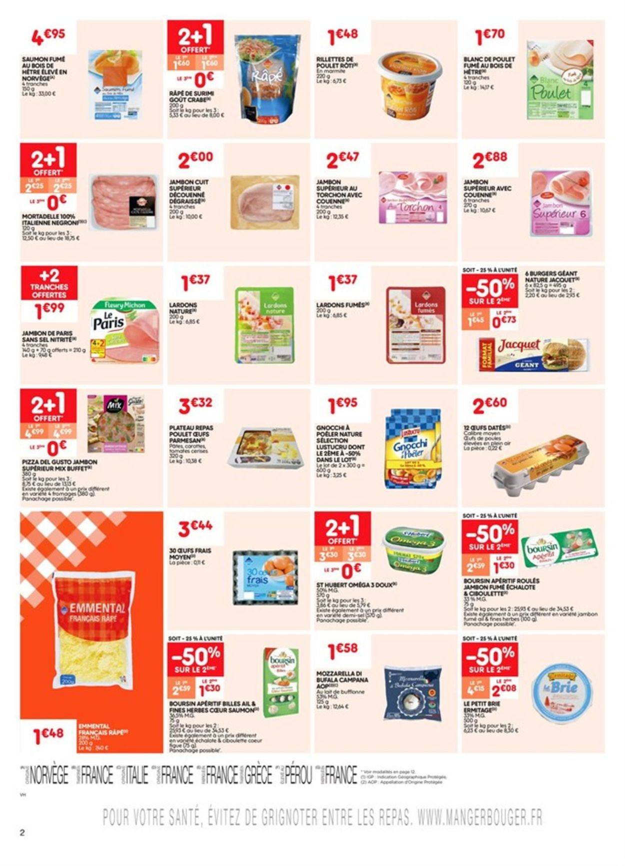 Leader Price Catalogue - 23.04-05.05.2019 (Page 2)