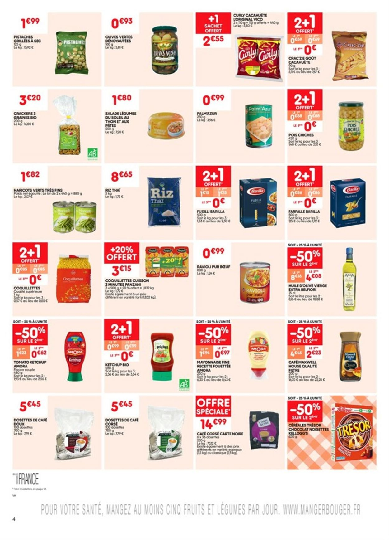 Leader Price Catalogue - 23.04-05.05.2019 (Page 4)