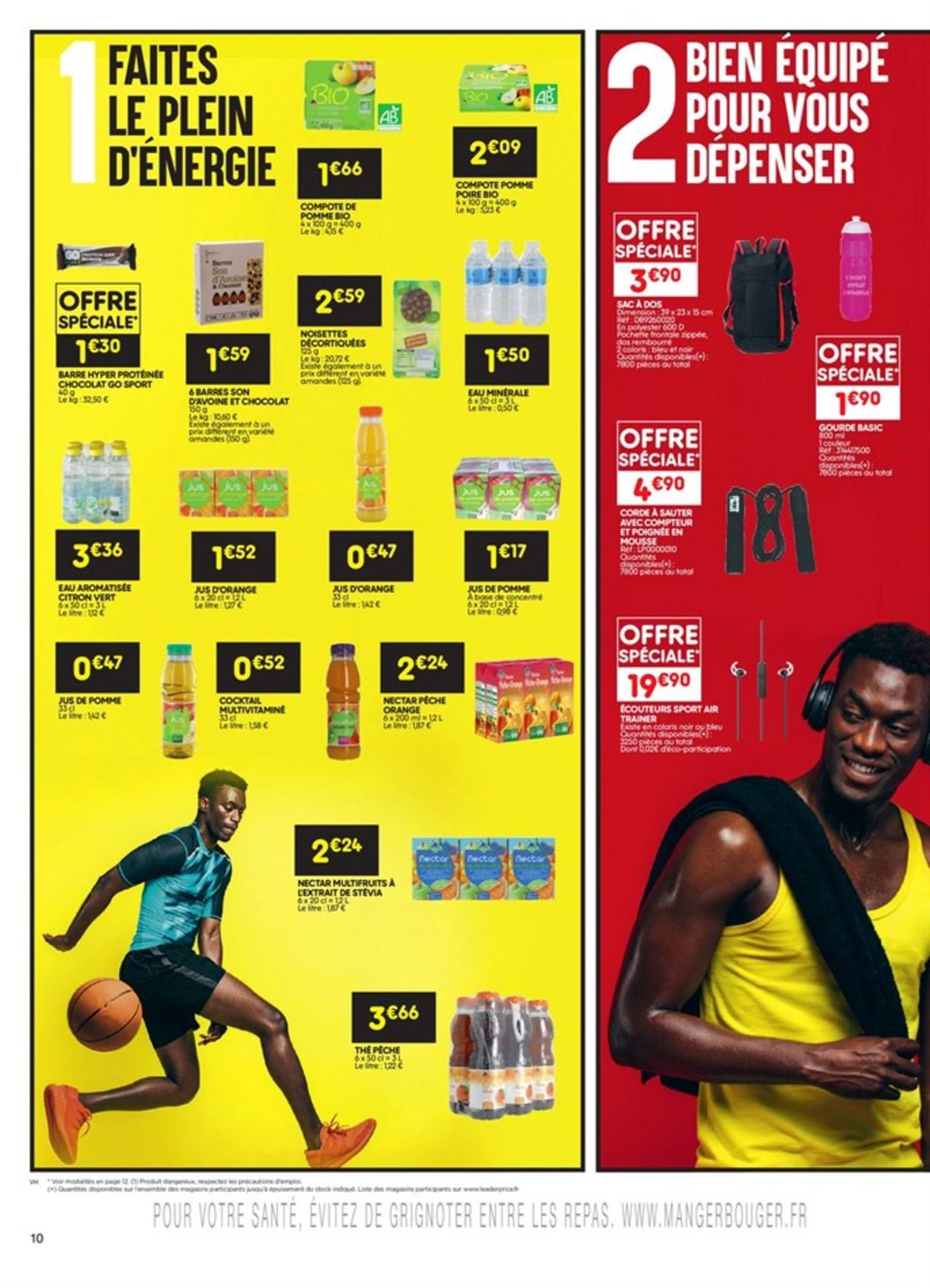 Leader Price Catalogue - 23.04-05.05.2019 (Page 10)