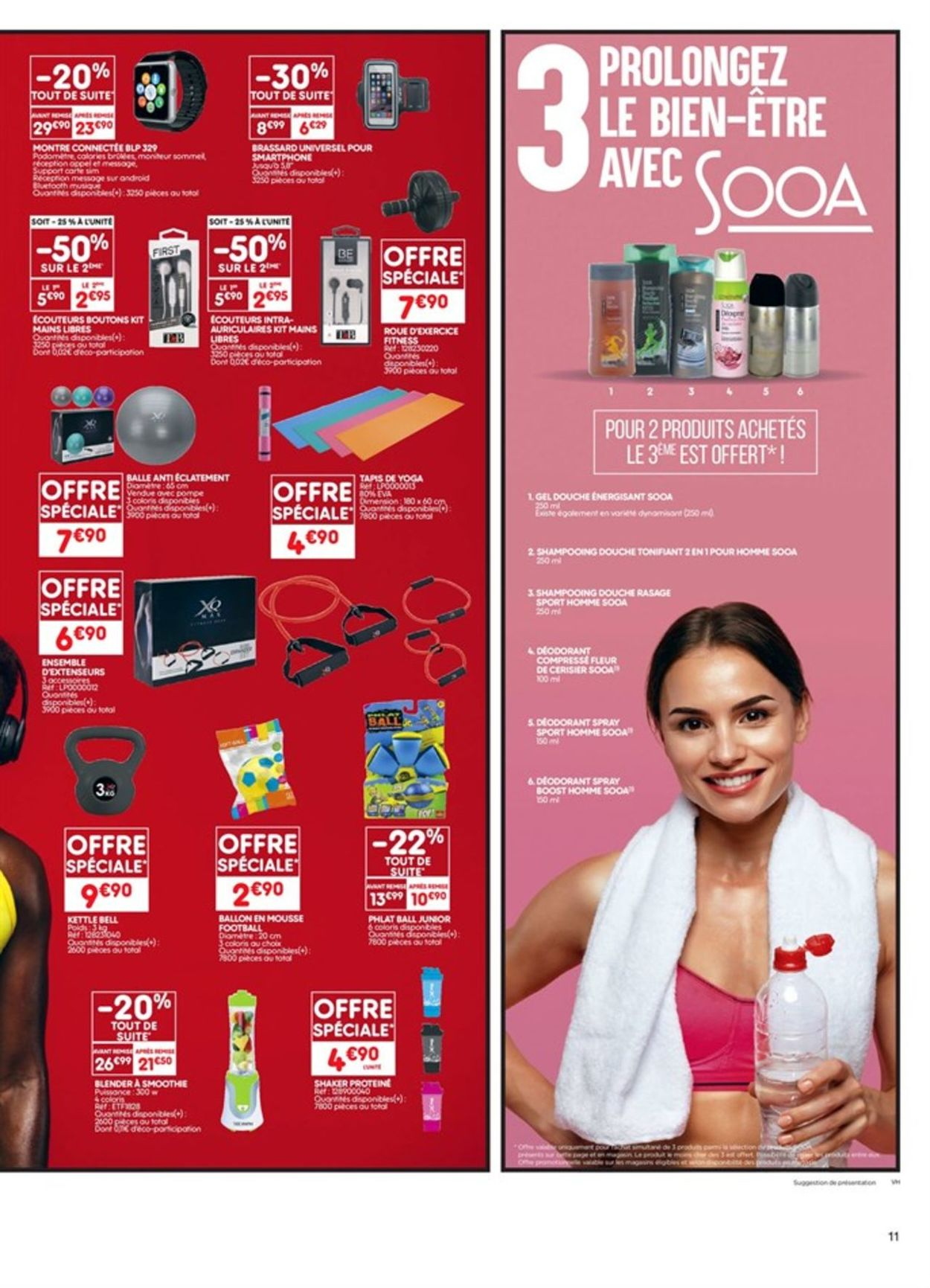 Leader Price Catalogue - 23.04-05.05.2019 (Page 11)
