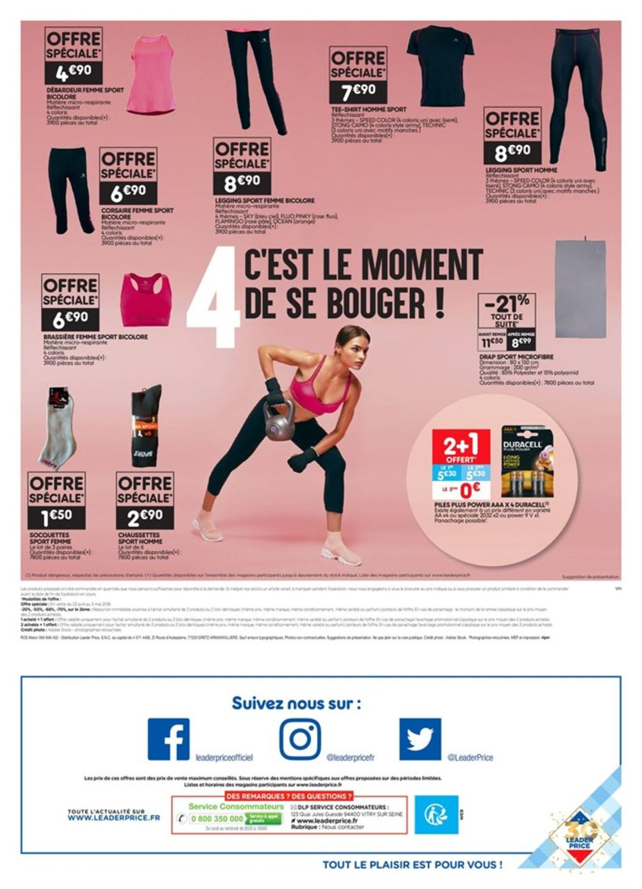 Leader Price Catalogue - 23.04-05.05.2019 (Page 12)