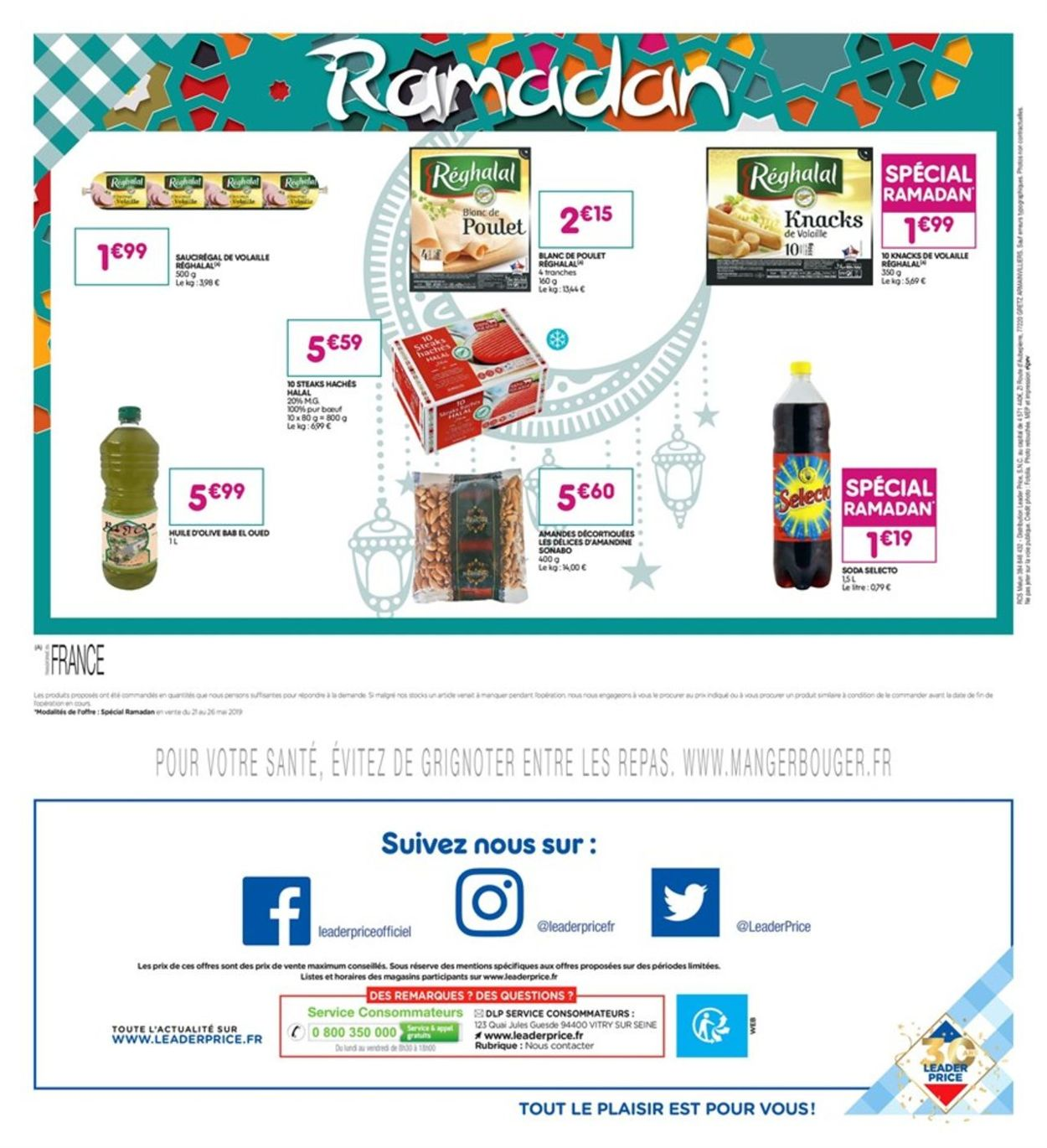 Leader Price Catalogue - 21.05-26.05.2019 (Page 2)