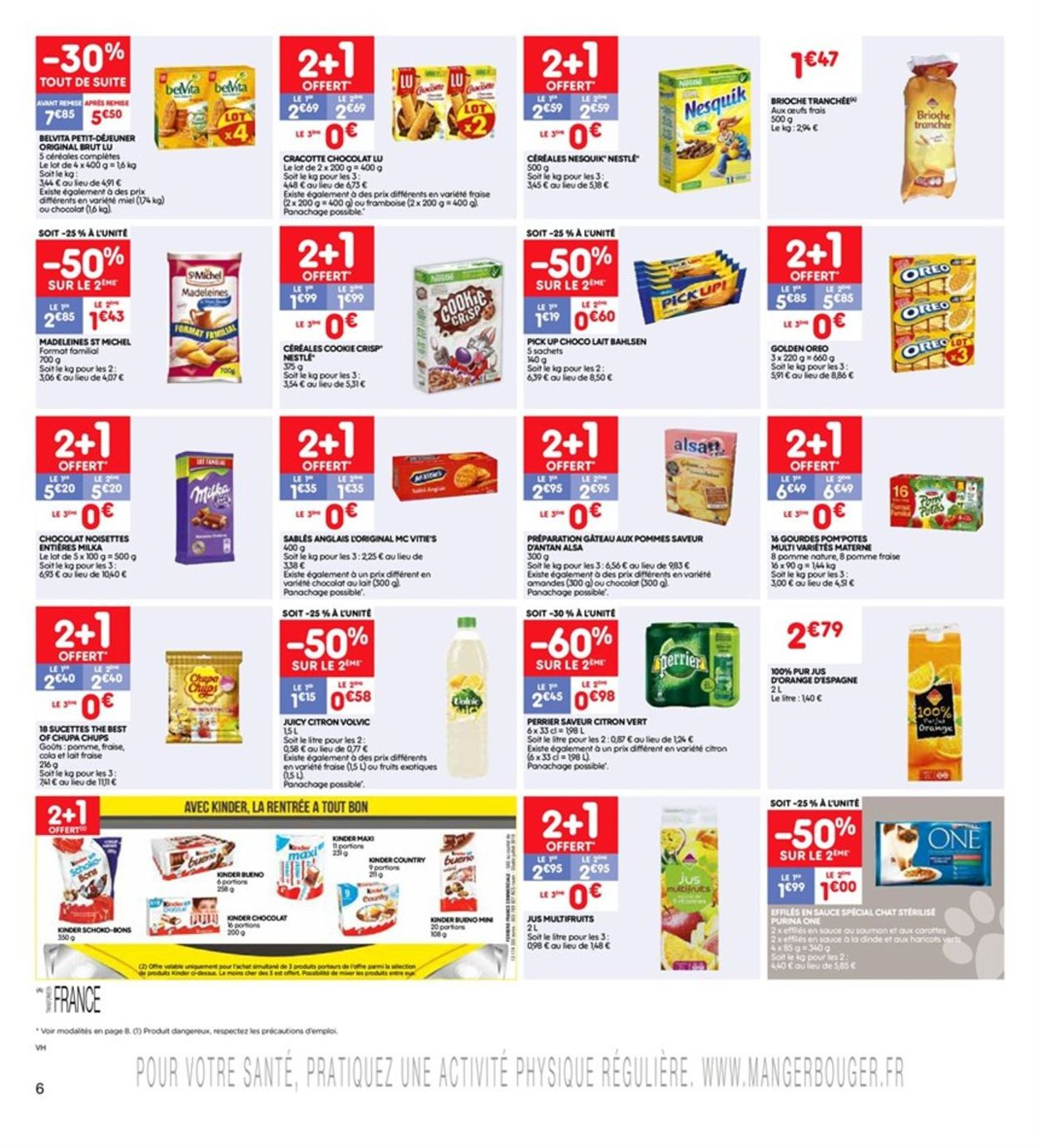 Leader Price Catalogue - 27.08-08.09.2019 (Page 6)