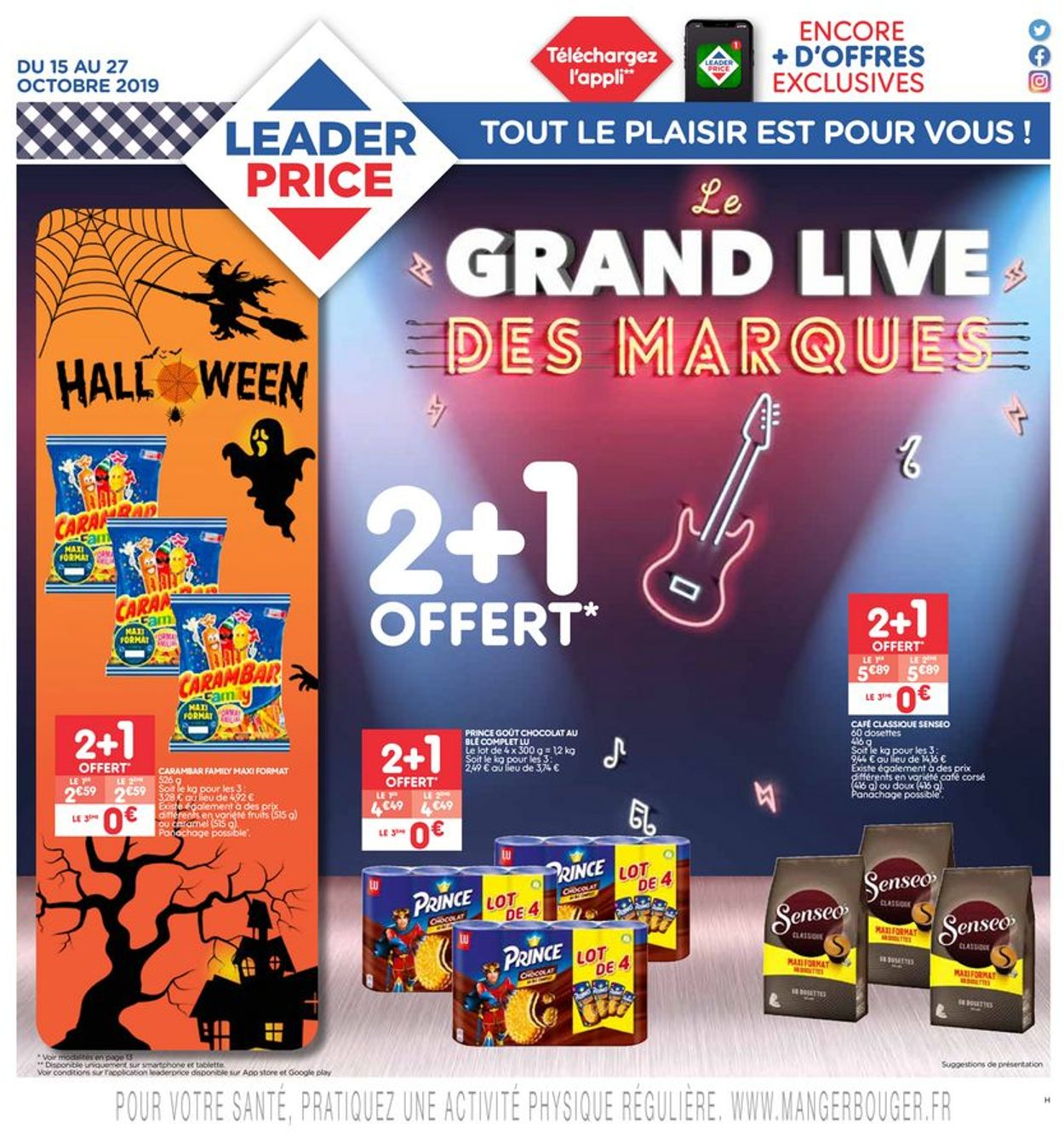 Leader Price Catalogue - 15.10-27.10.2019