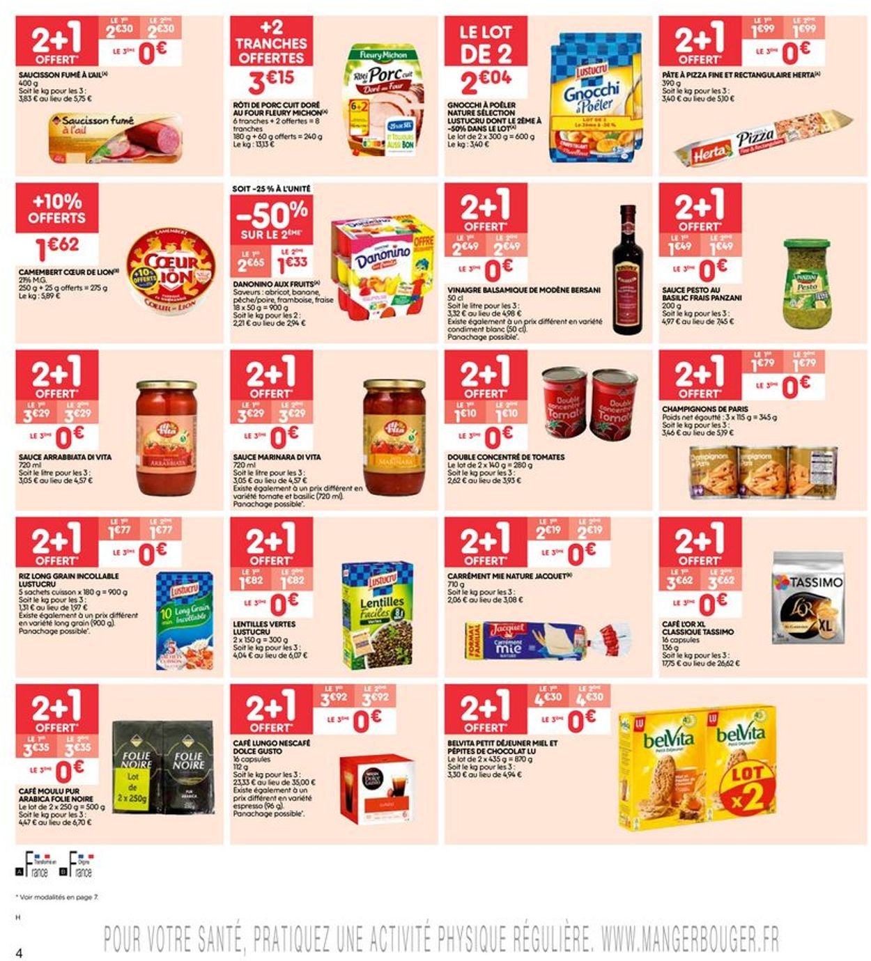 Leader Price Catalogue - 07.01-12.01.2020 (Page 4)