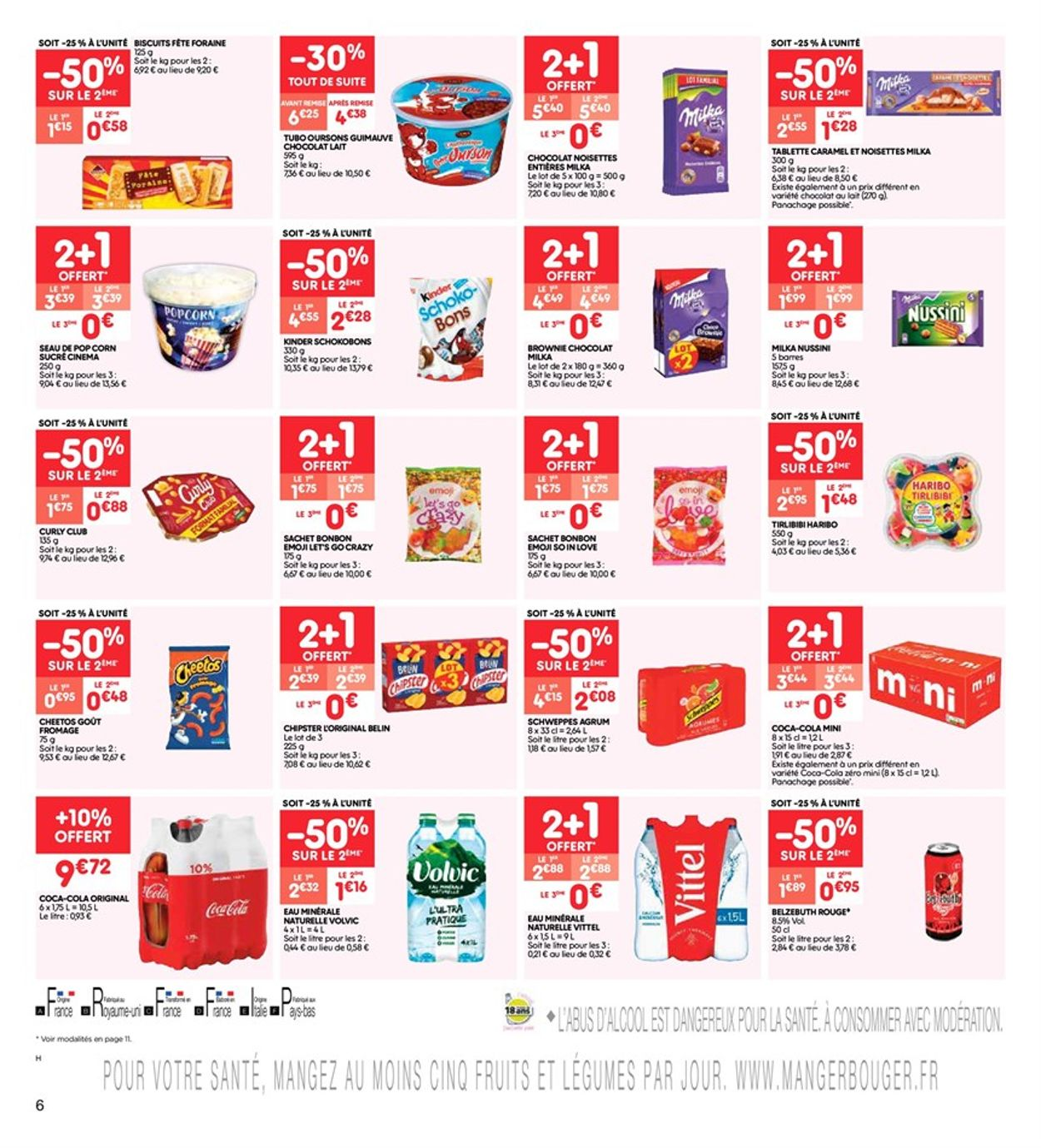 Leader Price Catalogue - 11.02-23.02.2020 (Page 6)