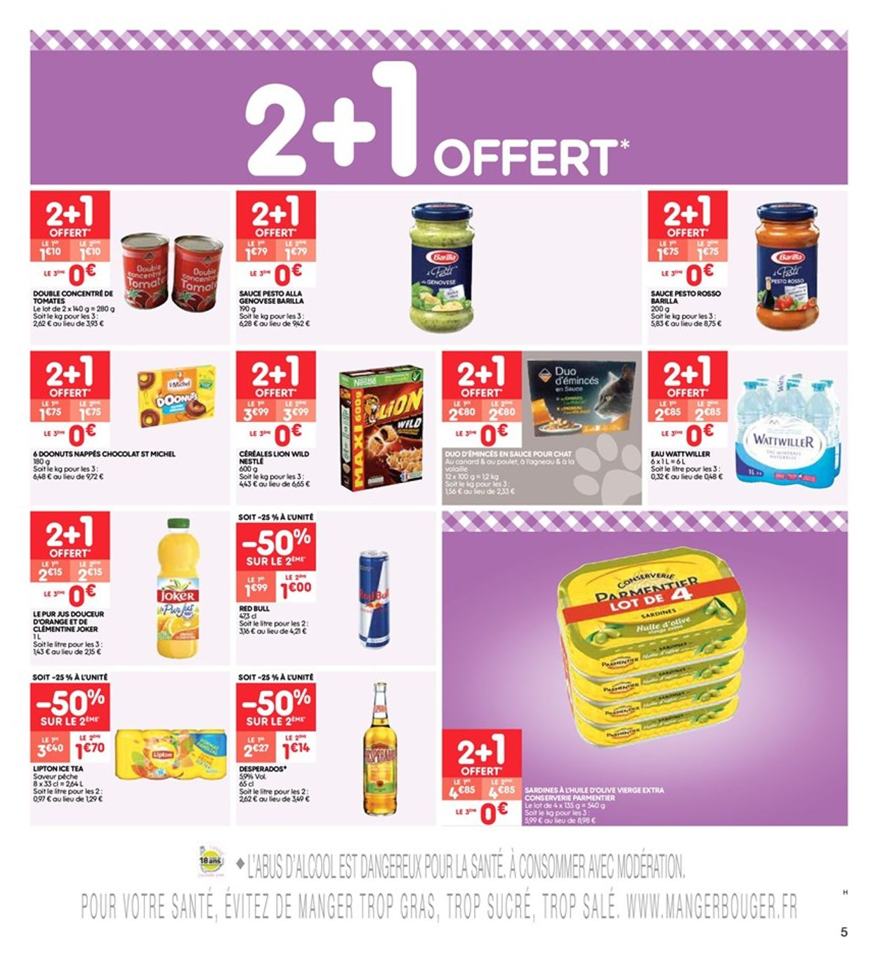 Leader Price Catalogue - 18.02-23.02.2020 (Page 5)