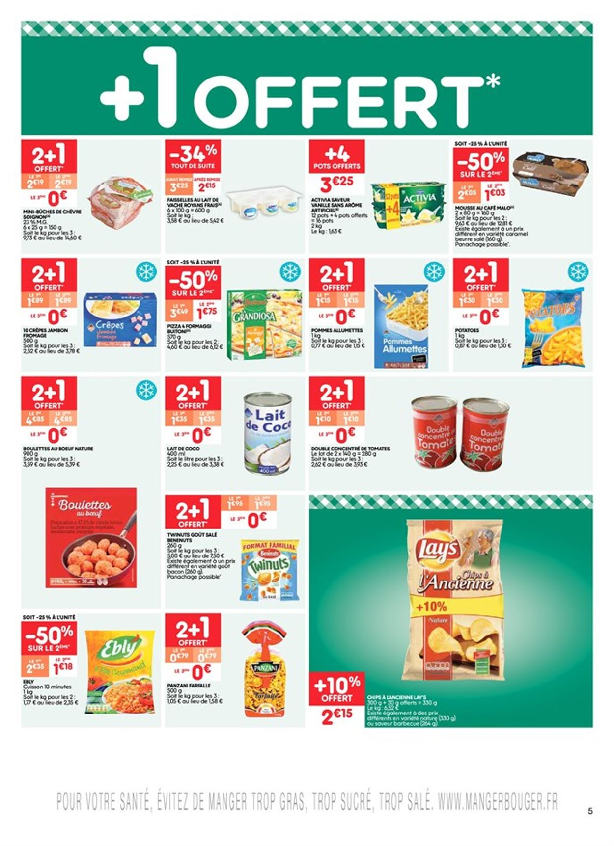 Leader Price Catalogue - 03.03-15.03.2020 (Page 5)