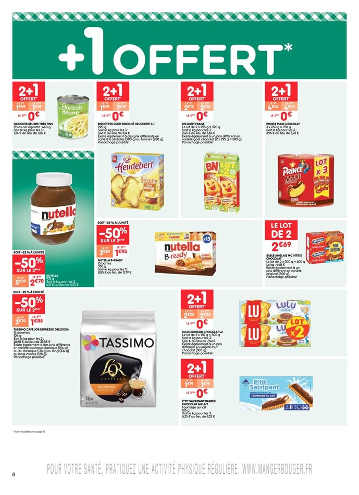 Leader Price Catalogue - 03.03-15.03.2020 (Page 6)