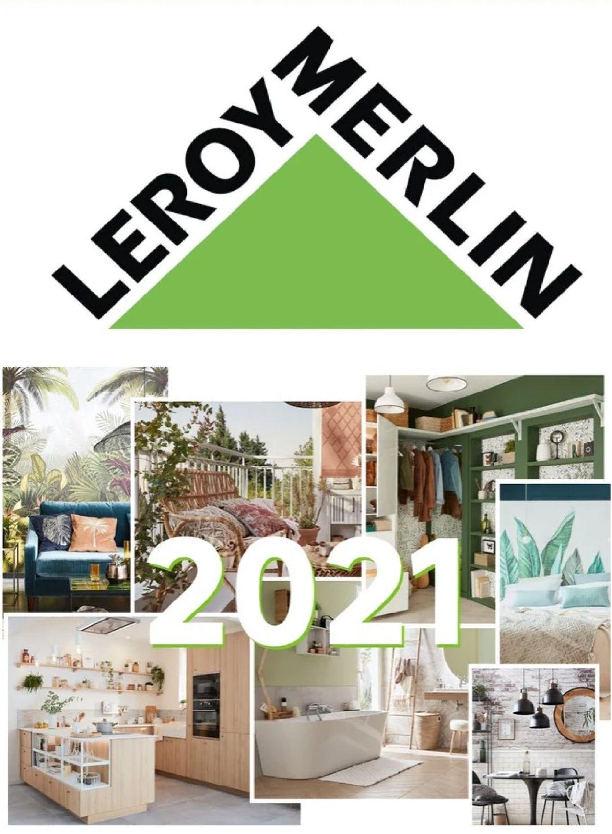 Leroy Merlin Catalogue - 01.01-07.01.2021
