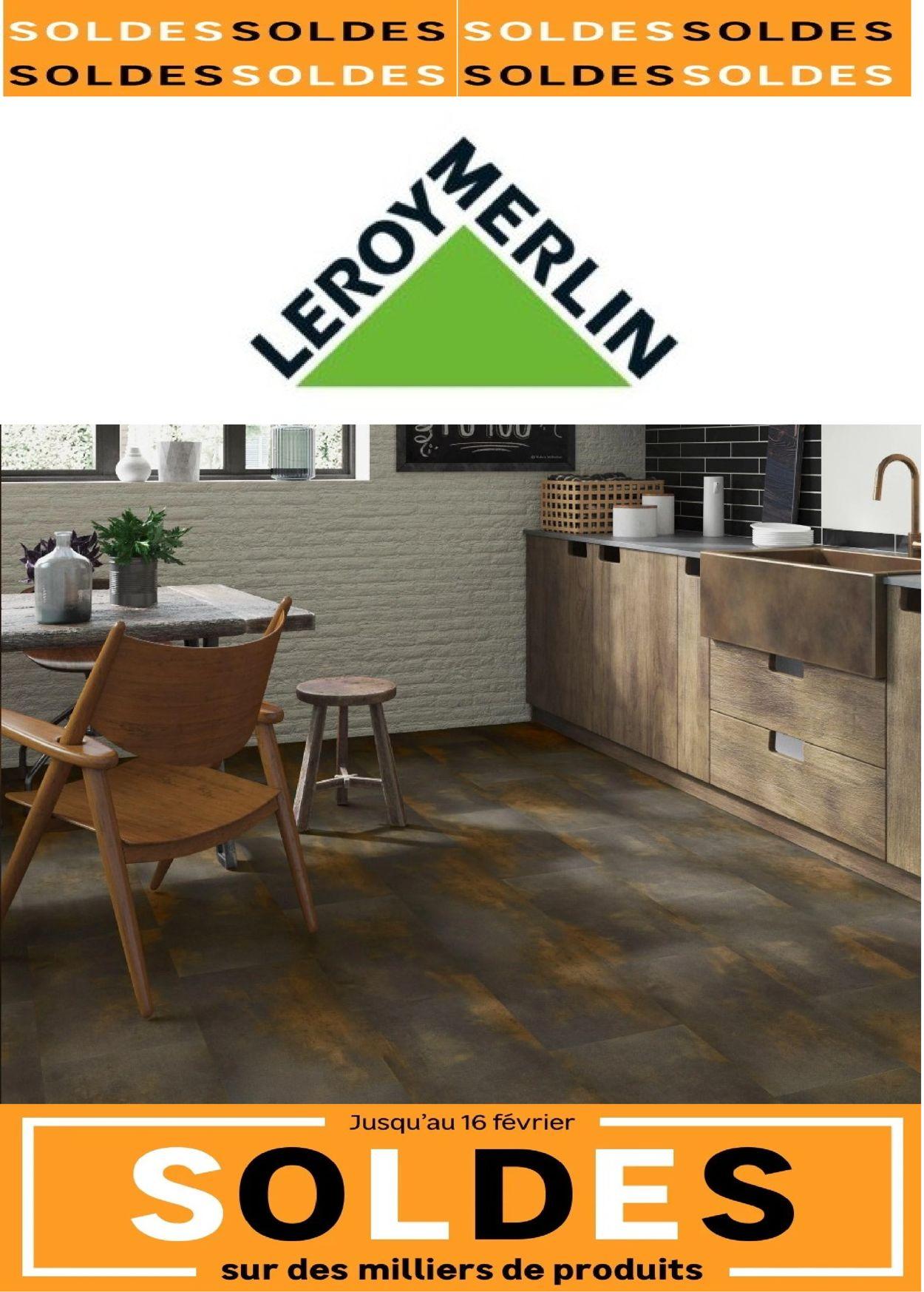 Leroy Merlin Catalogue - 22.01-28.01.2021