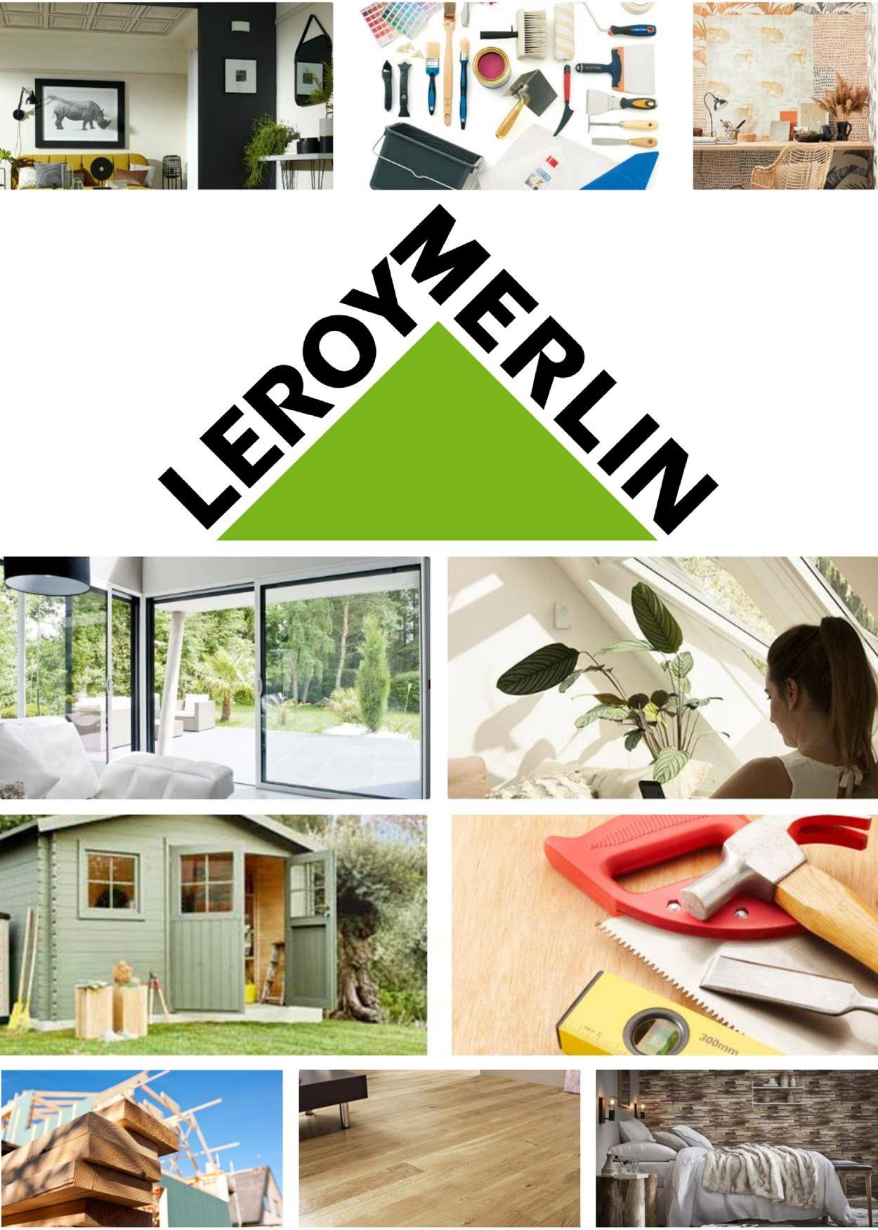 Leroy Merlin Catalogue - 23.02-01.03.2021