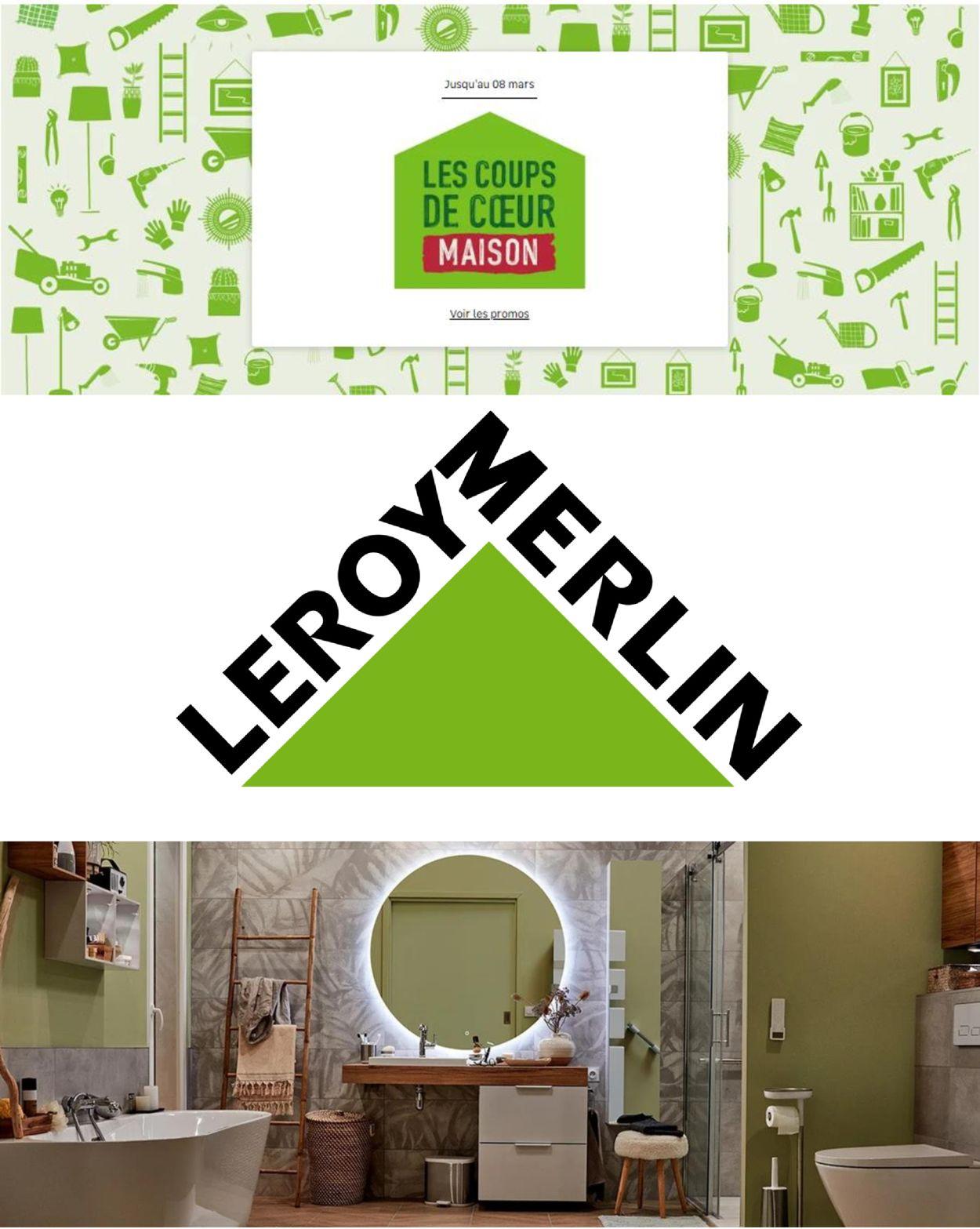Leroy Merlin Catalogue - 02.03-09.03.2021