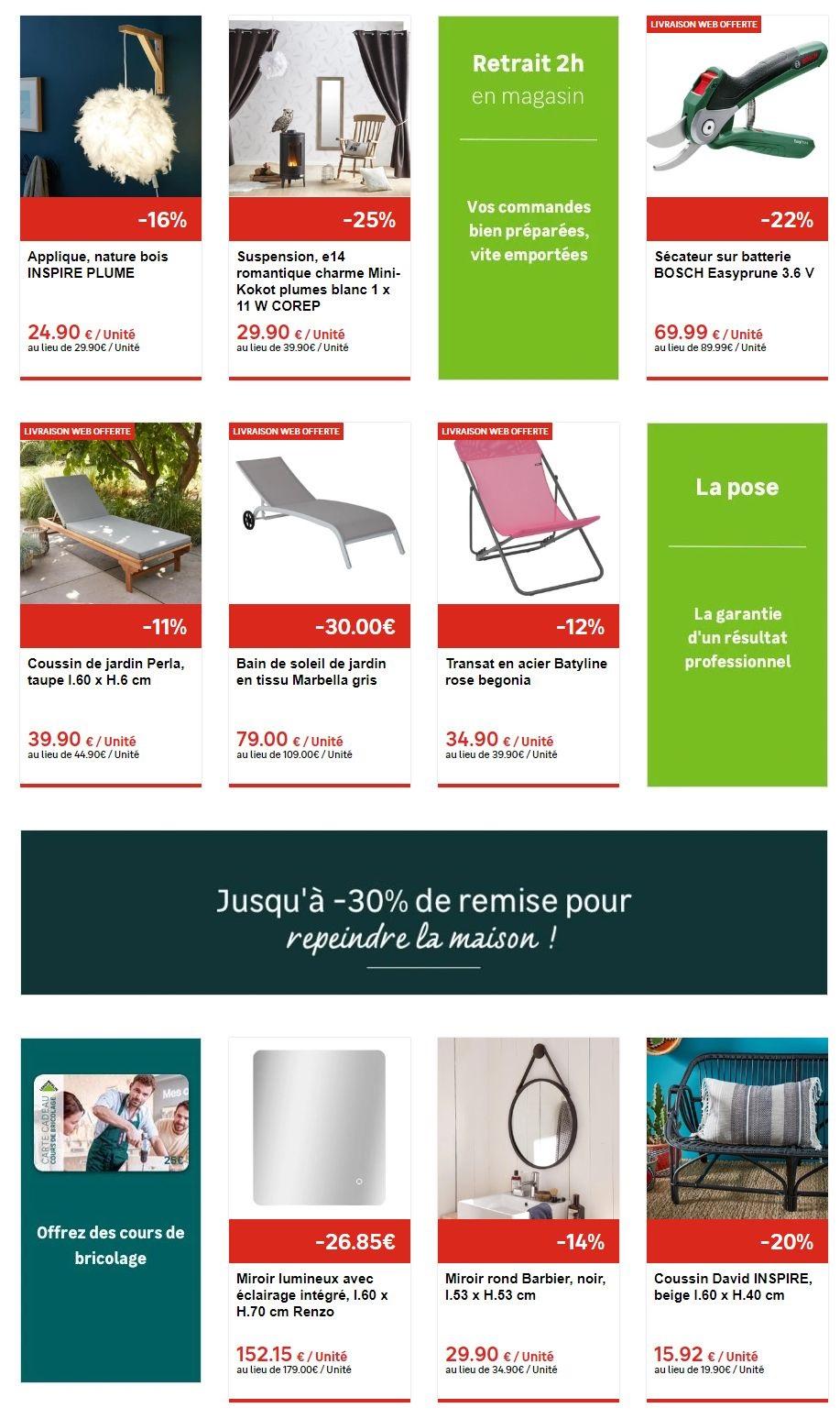 Leroy Merlin Catalogue - 22.05-29.05.2019
