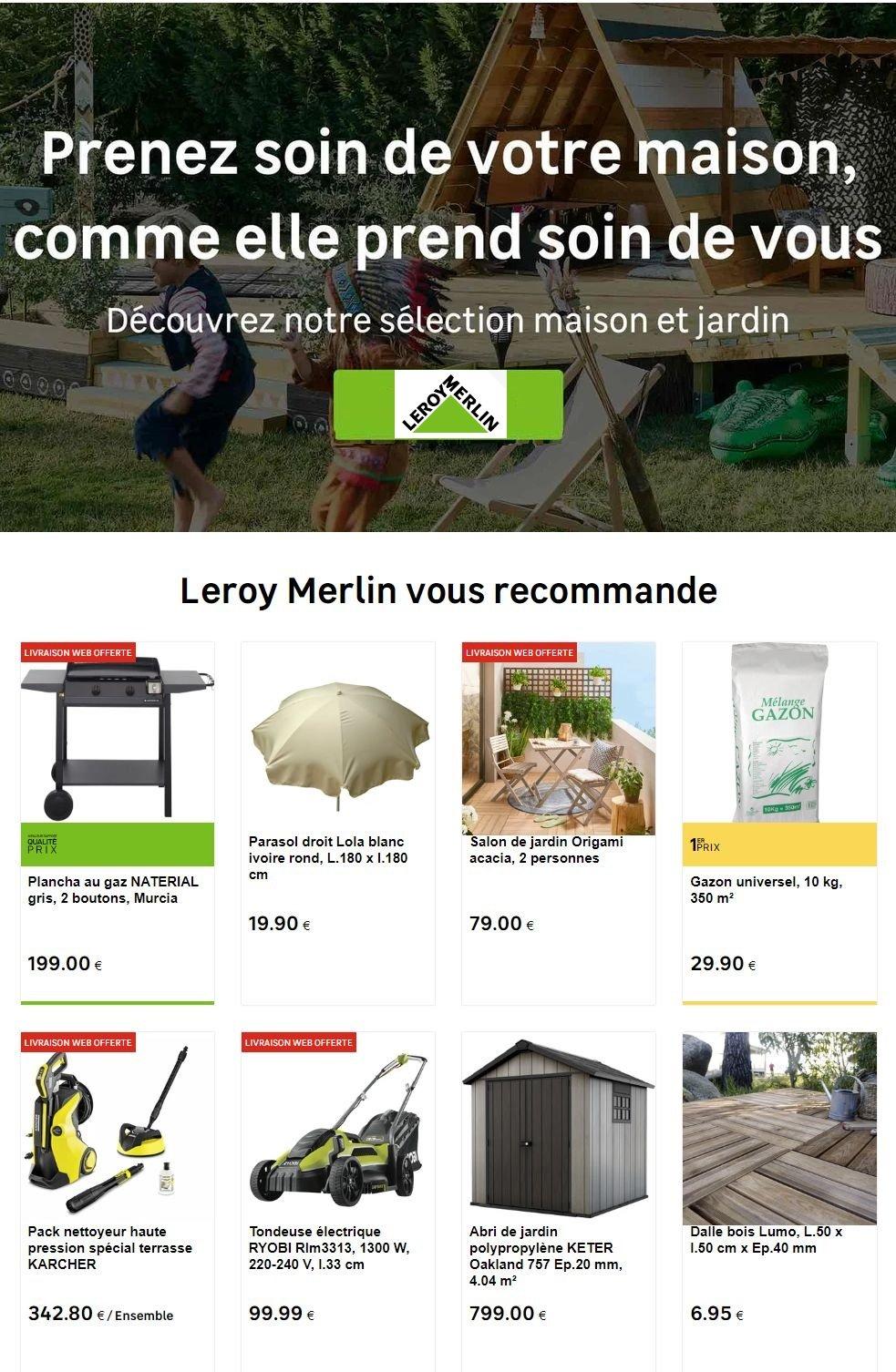 Leroy Merlin Catalogue - 06.05-13.05.2020