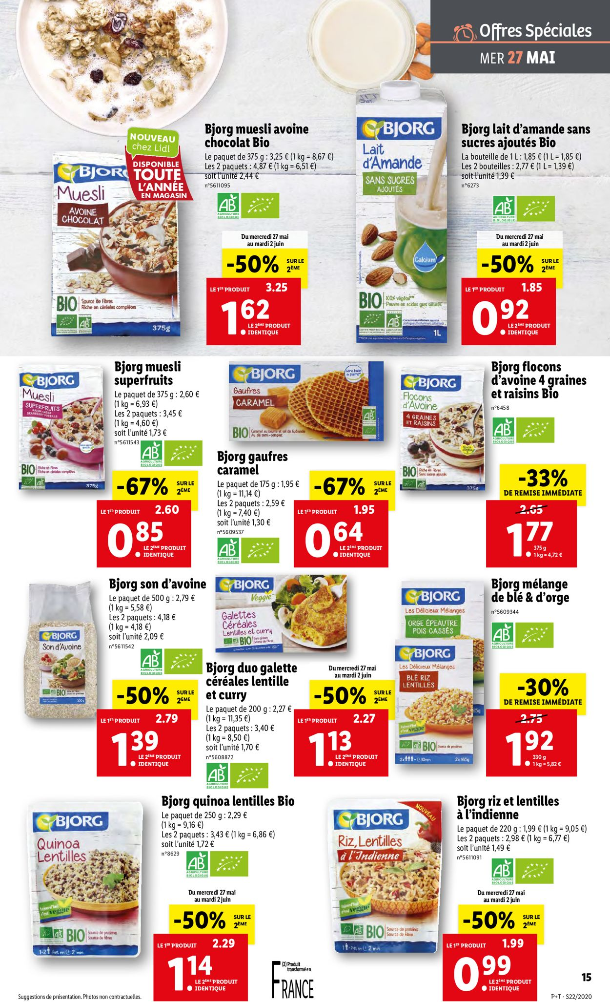 Lidl Catalogue - 27.05-02.06.2020 (Page 15)