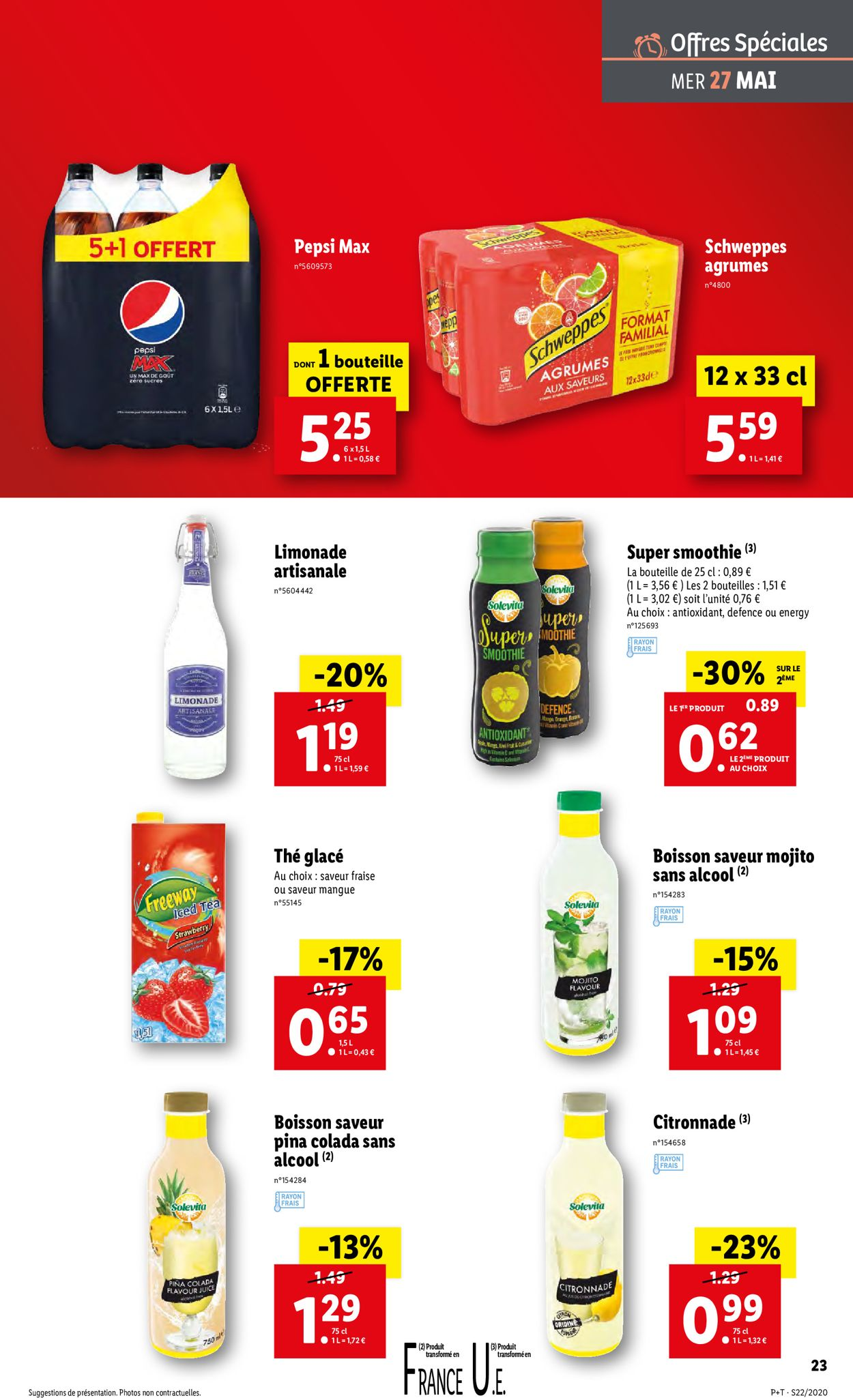 Lidl Catalogue - 27.05-02.06.2020 (Page 25)