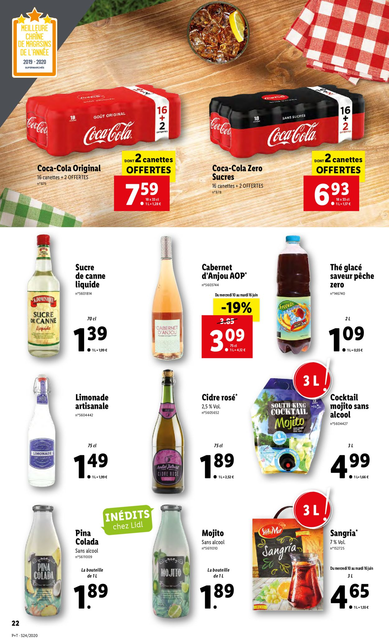 Lidl Catalogue - 10.06-16.06.2020 (Page 24)