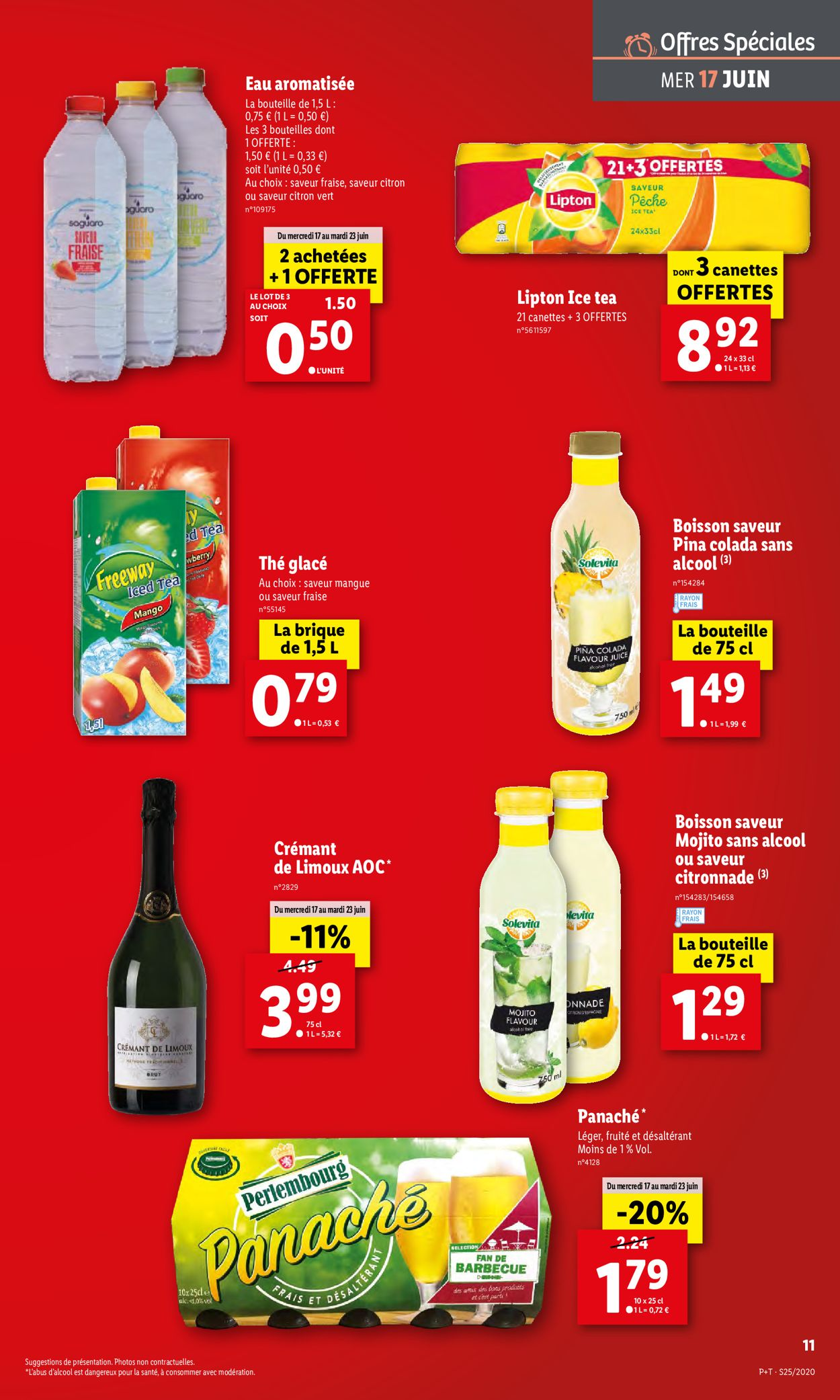 Lidl Catalogue - 17.06-23.06.2020 (Page 11)