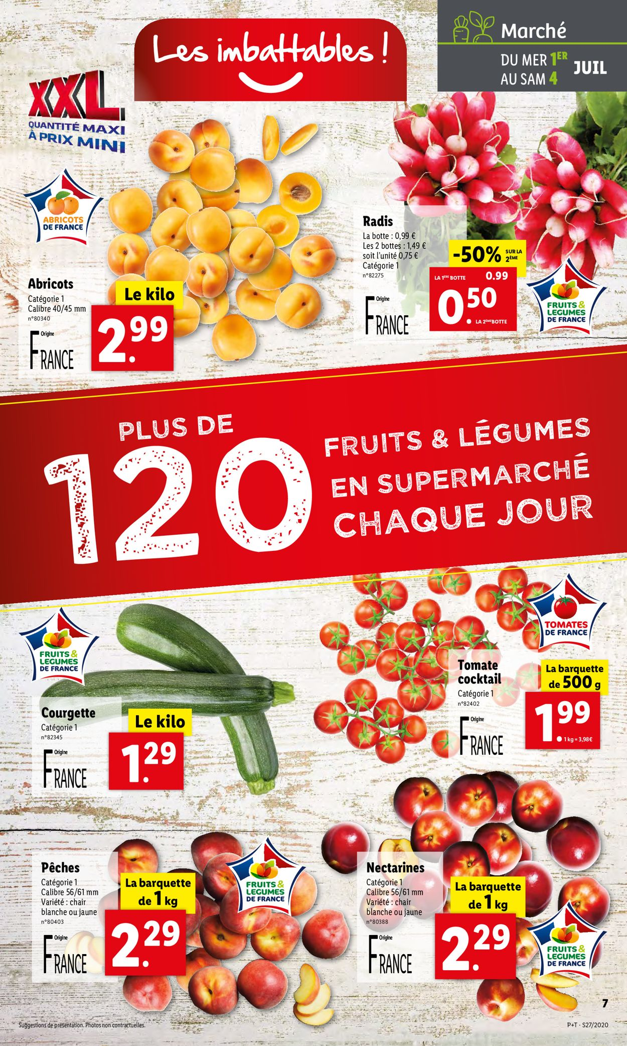 Lidl Catalogue - 01.07-07.07.2020 (Page 7)
