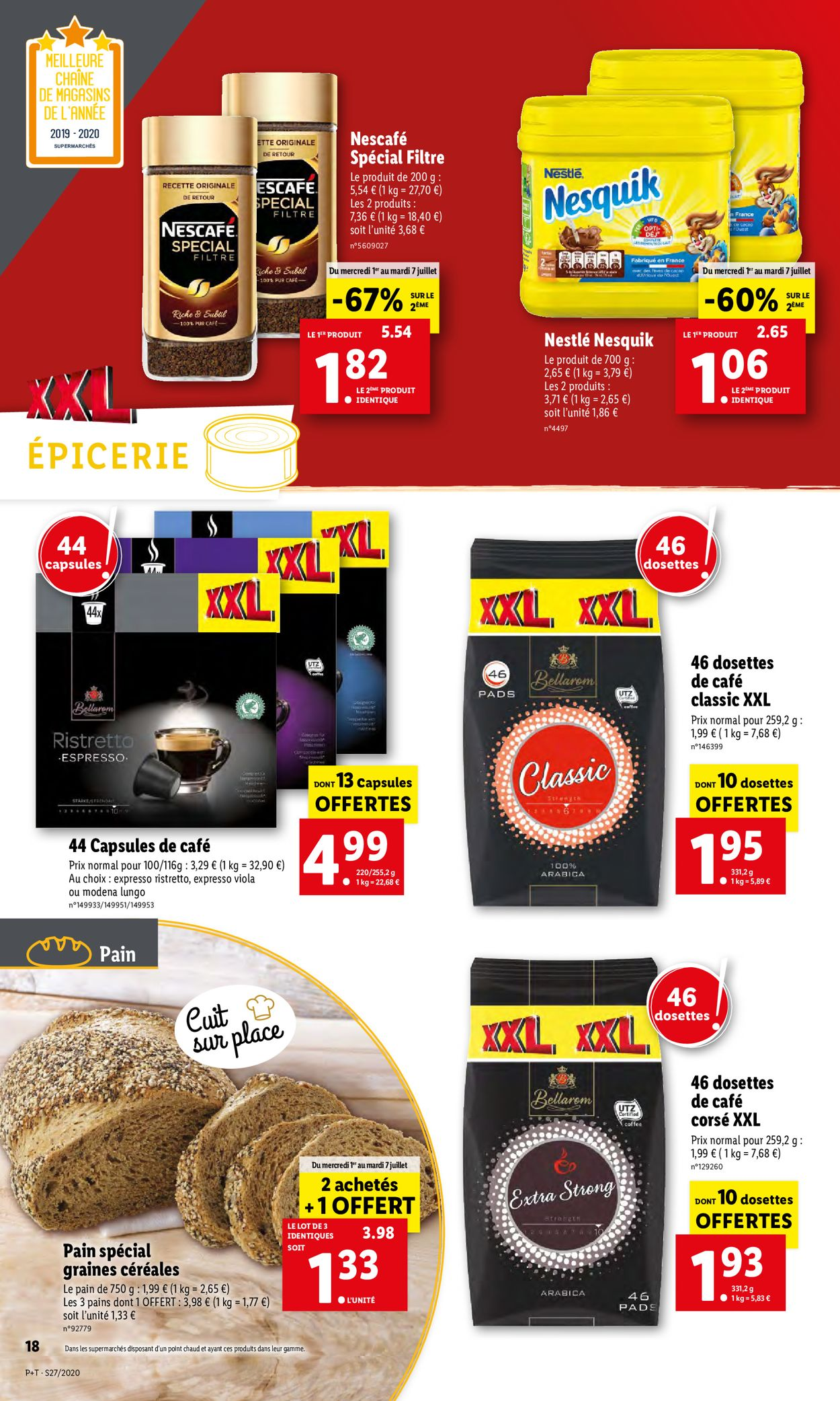 Lidl Catalogue - 01.07-07.07.2020 (Page 18)