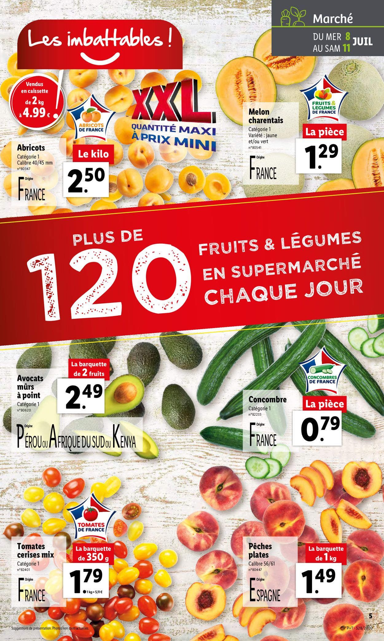 Lidl Catalogue - 08.07-14.07.2020 (Page 5)