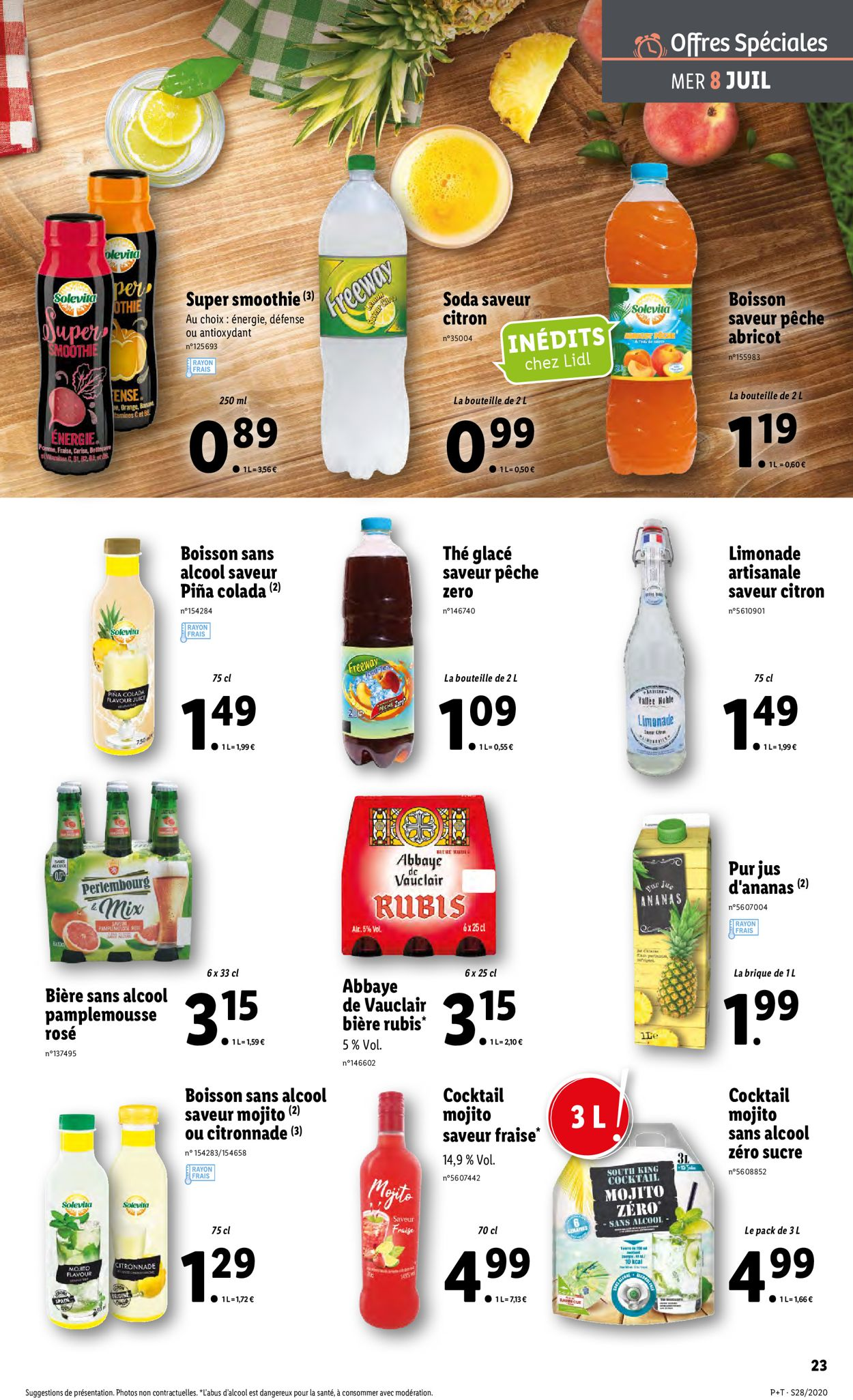 Lidl Catalogue - 08.07-14.07.2020 (Page 23)