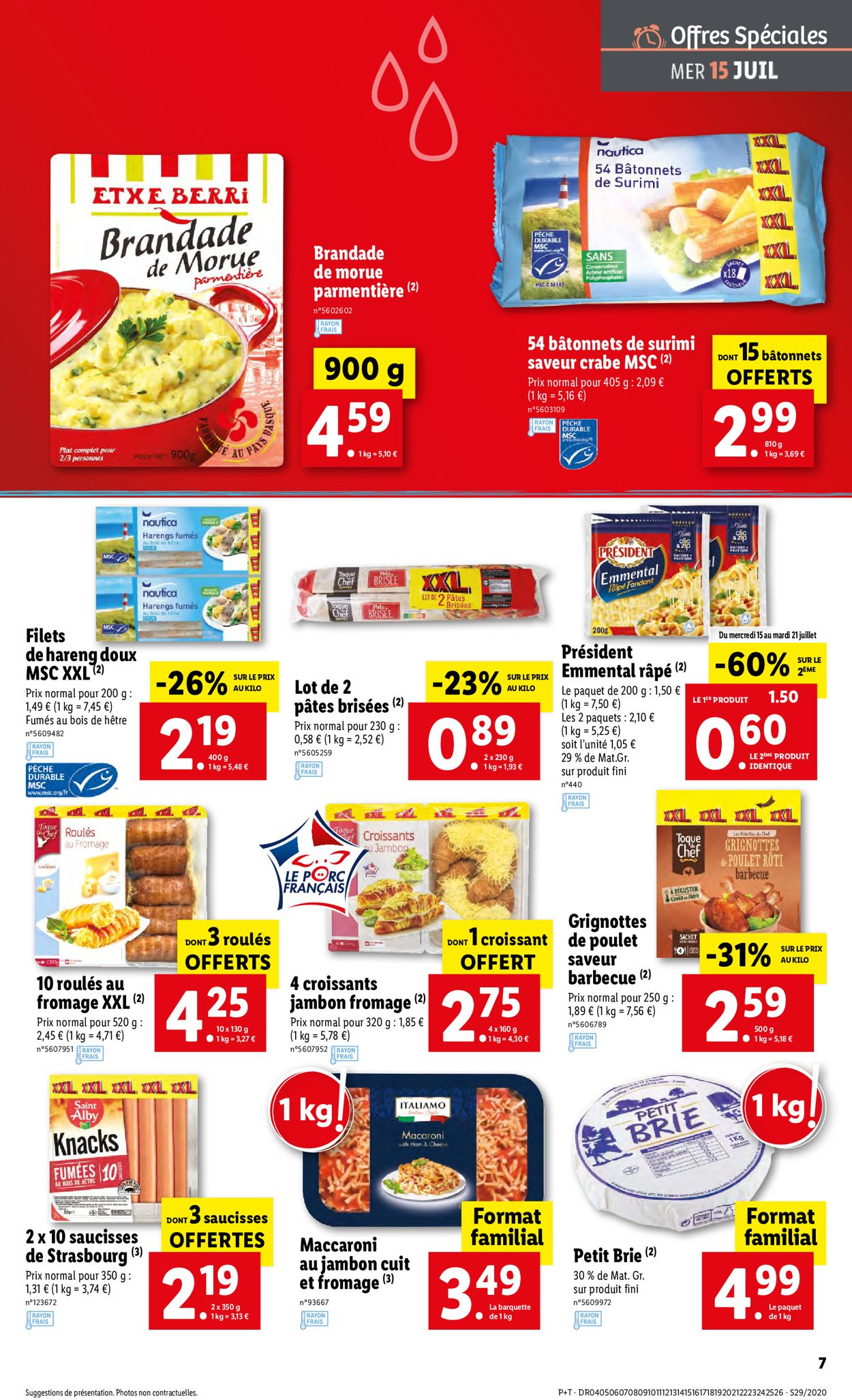 Lidl Catalogue - 15.07-21.07.2020 (Page 7)