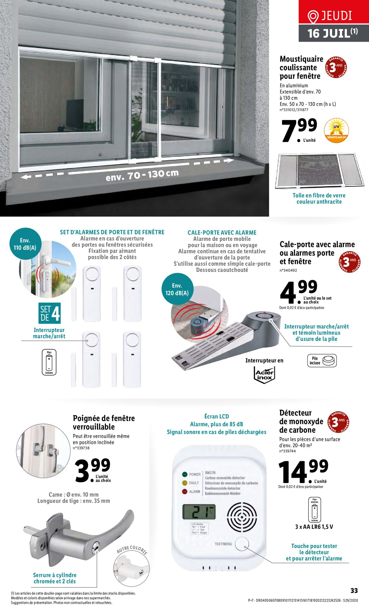 Lidl Catalogue - 15.07-21.07.2020 (Page 35)