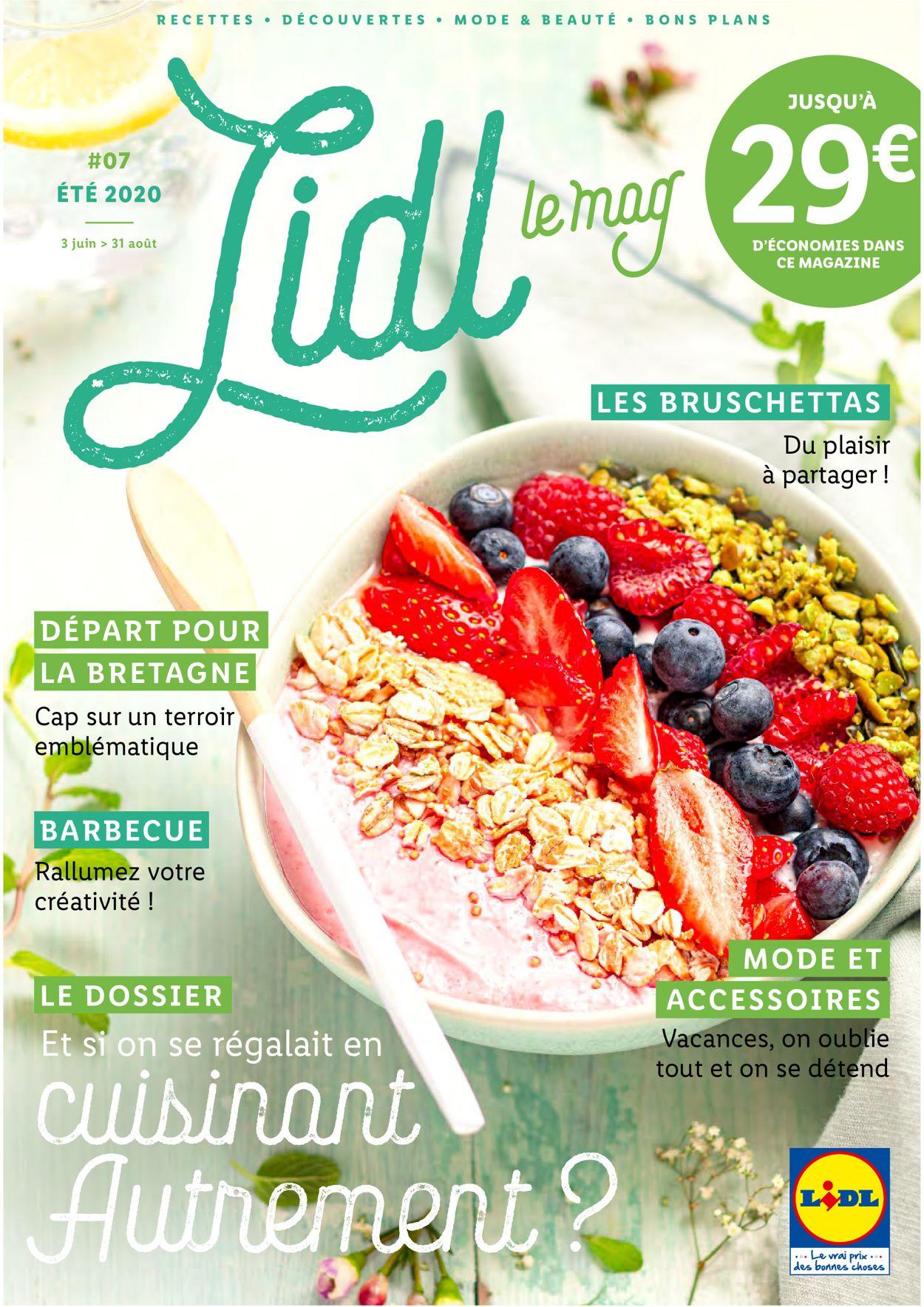 Lidl Catalogue - 03.06-31.08.2020