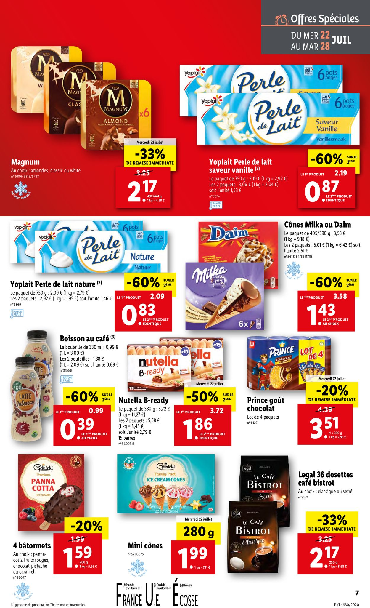 Lidl Catalogue - 22.07-28.07.2020 (Page 7)