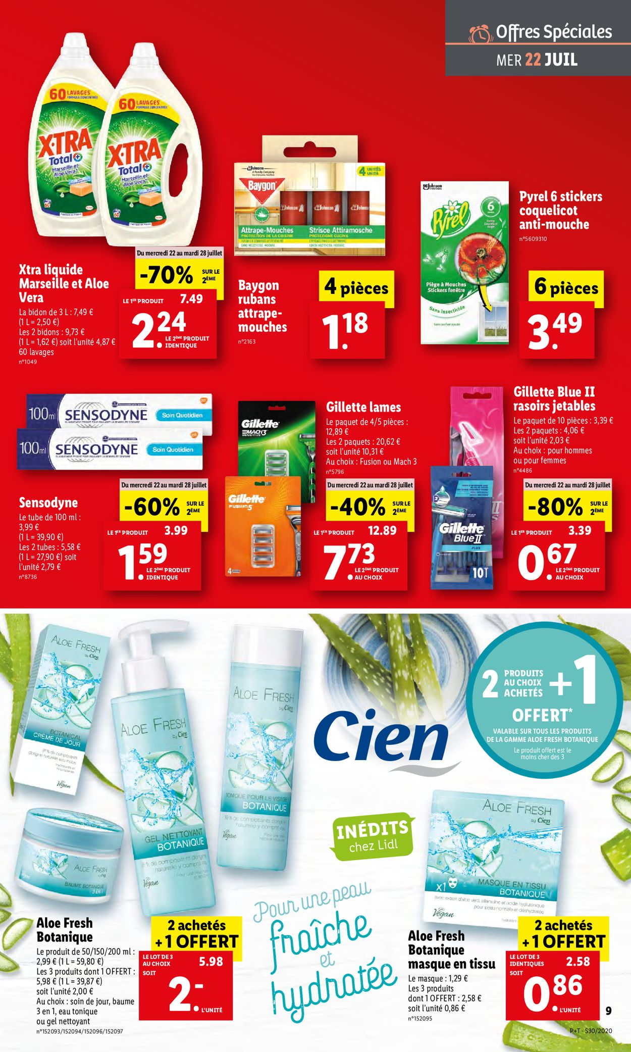 Lidl Catalogue - 22.07-28.07.2020 (Page 9)