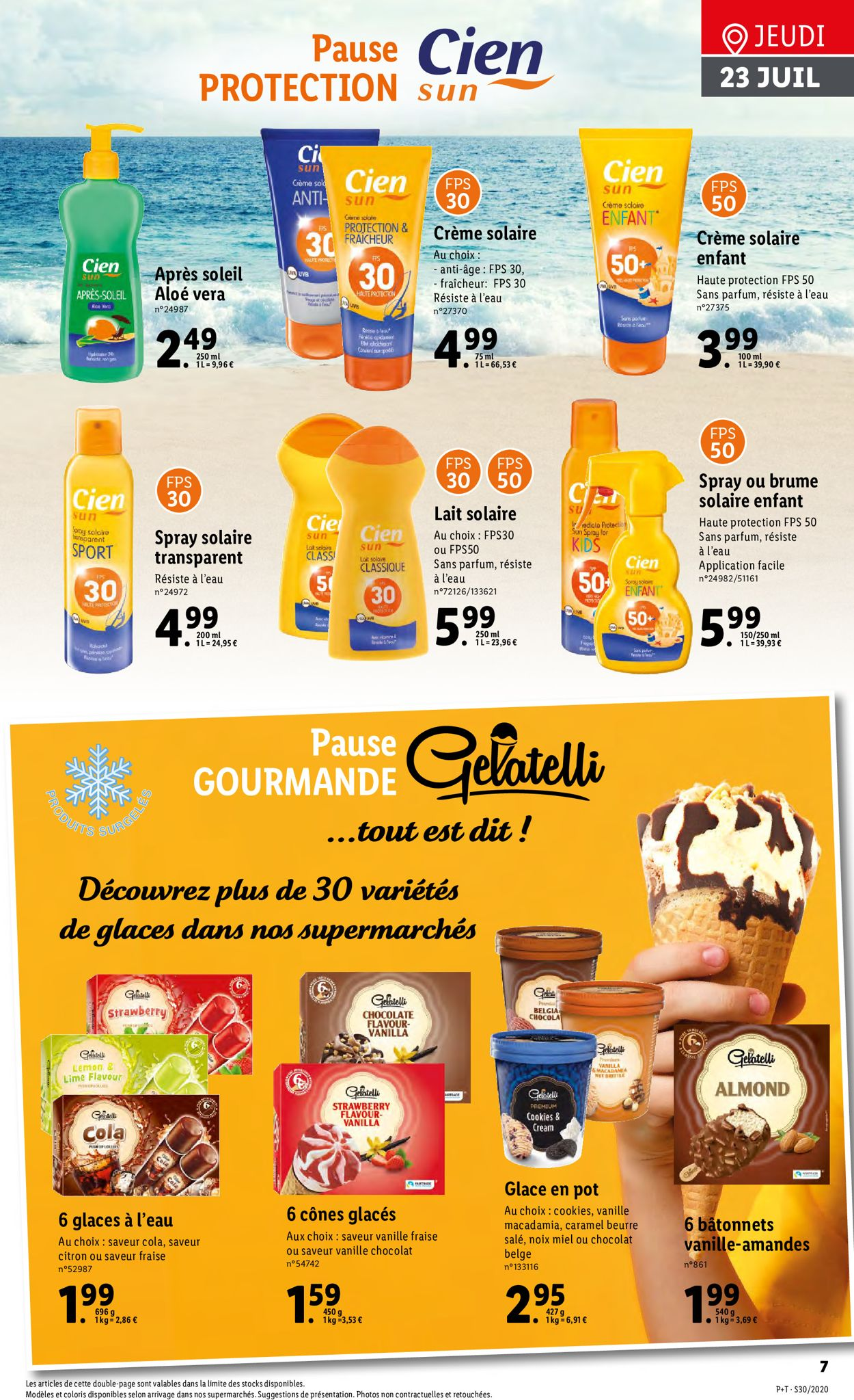 Lidl Catalogue - 23.07-31.07.2020 (Page 7)