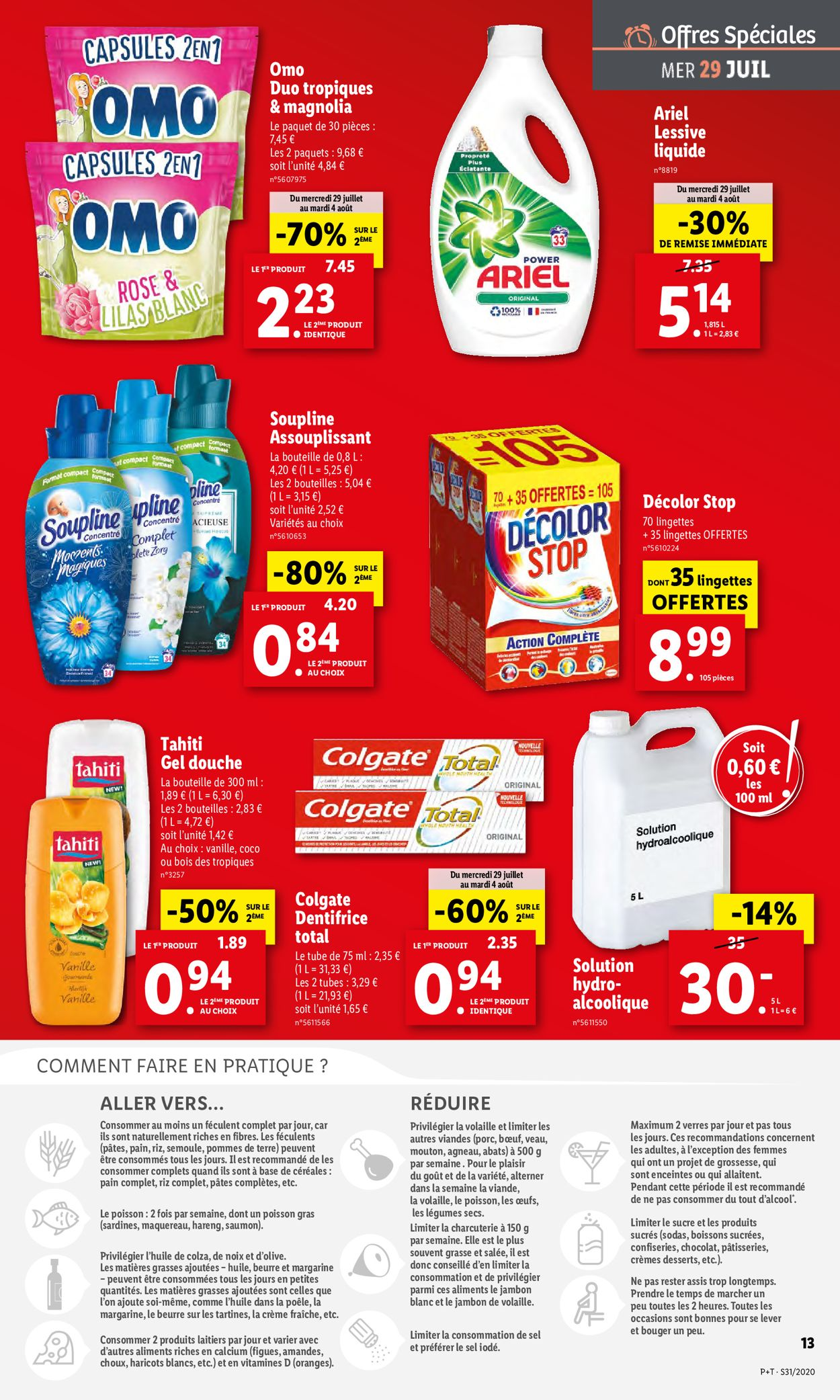 Lidl Catalogue - 29.07-04.08.2020 (Page 13)