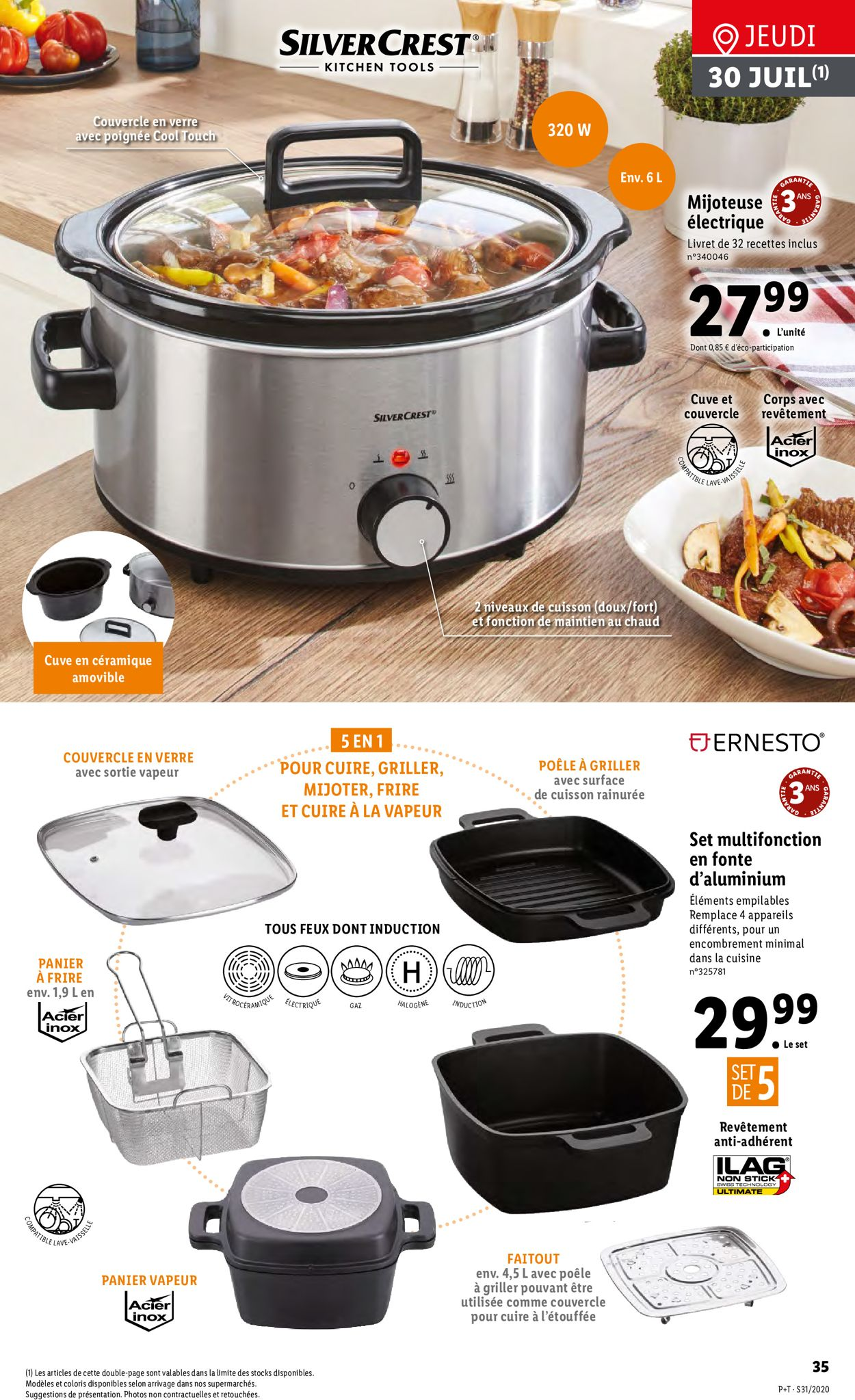 Lidl Catalogue - 29.07-04.08.2020 (Page 35)