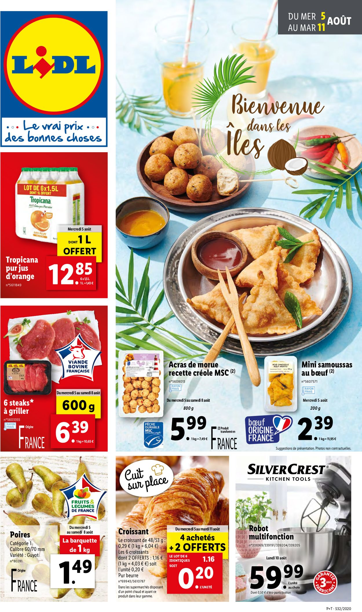 Lidl Catalogue - 05.08-11.08.2020