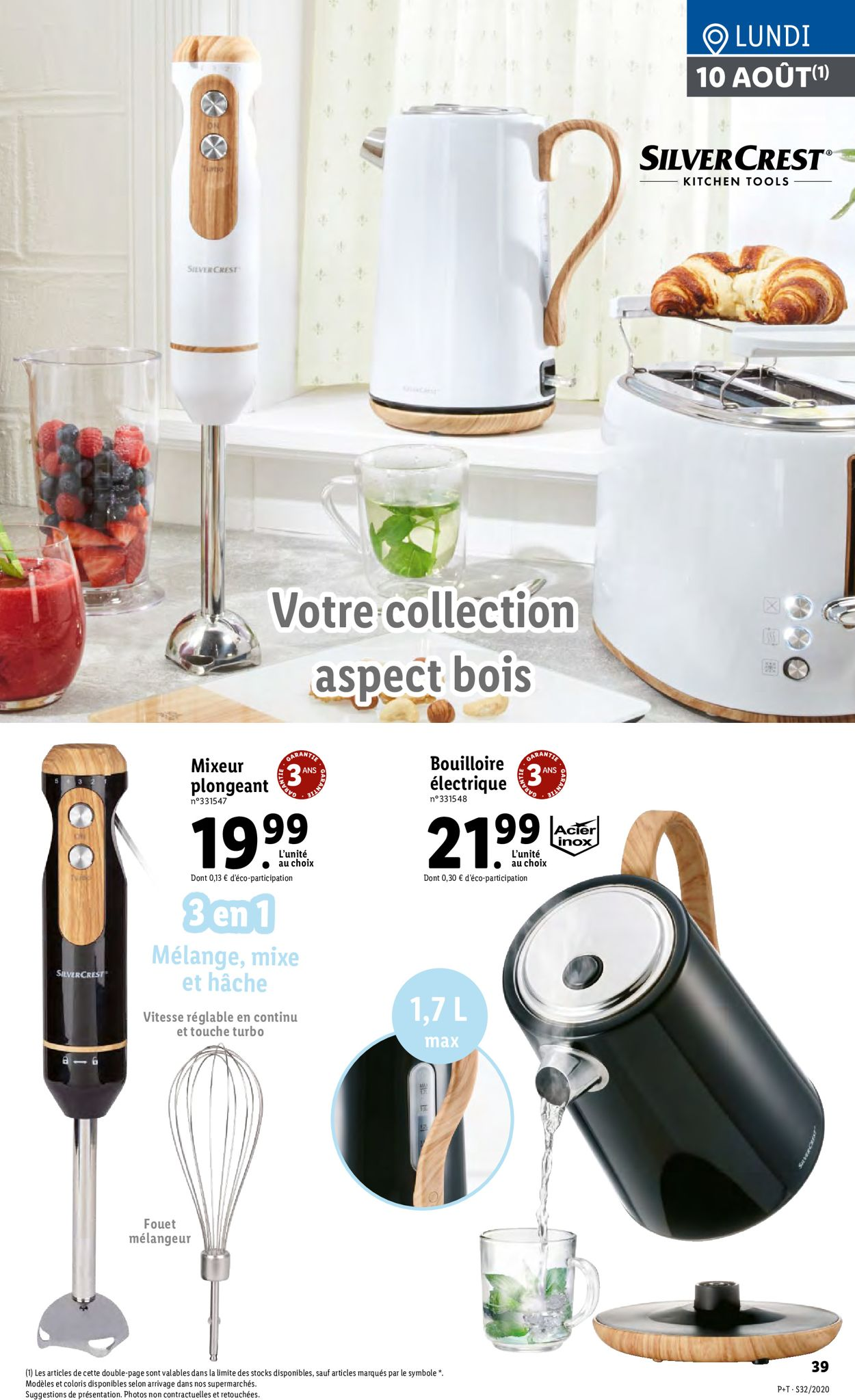 Lidl Catalogue - 05.08-11.08.2020 (Page 39)
